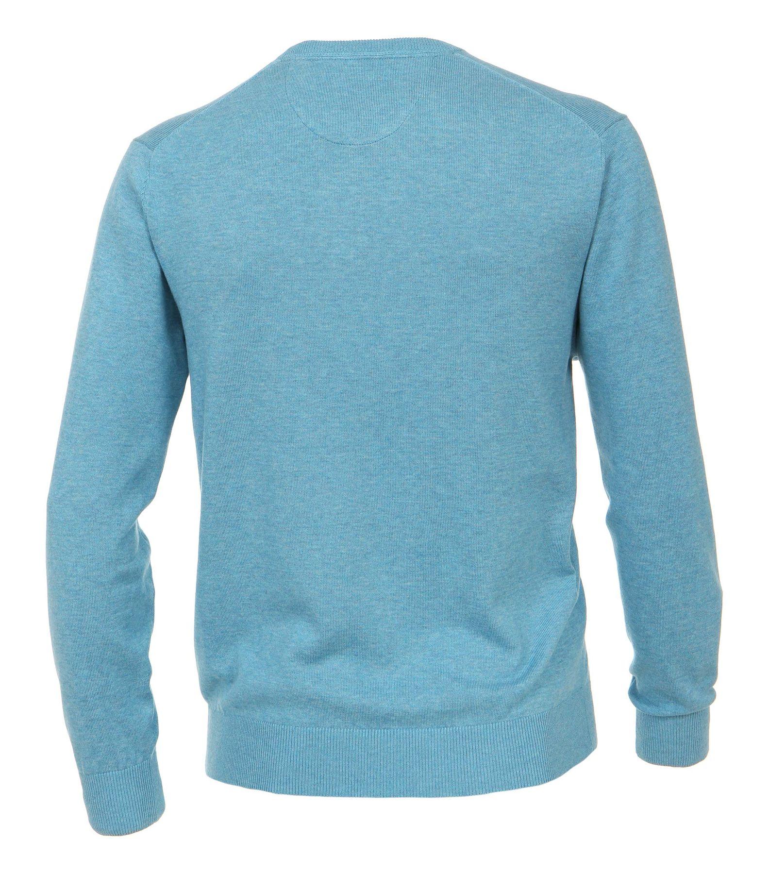 Casa Moda - Herren Pullover mit V-Ausschnitt in verschiedenen Farben (004130) – Bild 5