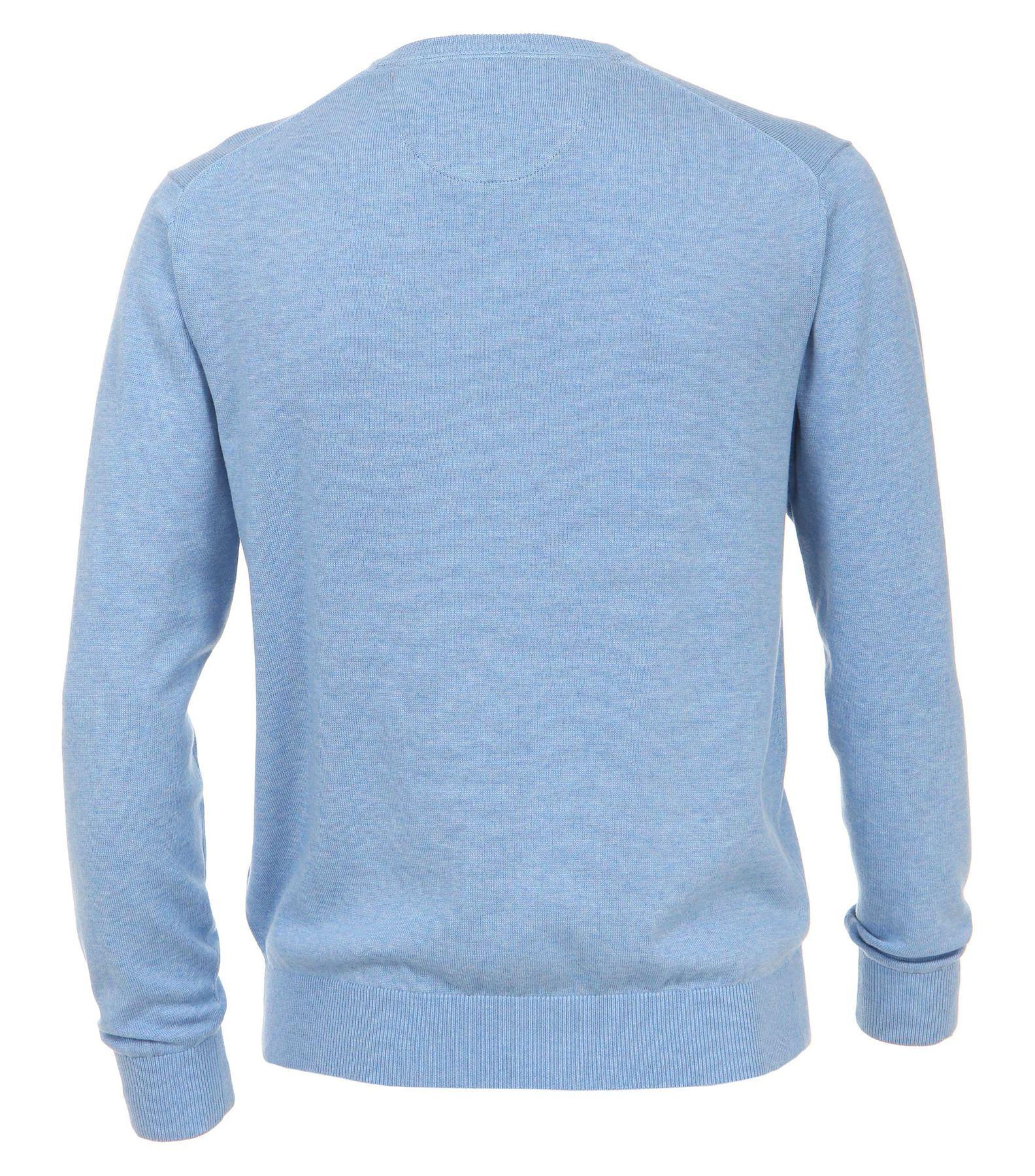 Casa Moda - Herren Pullover mit V-Ausschnitt in verschiedenen Farben (004130) – Bild 2