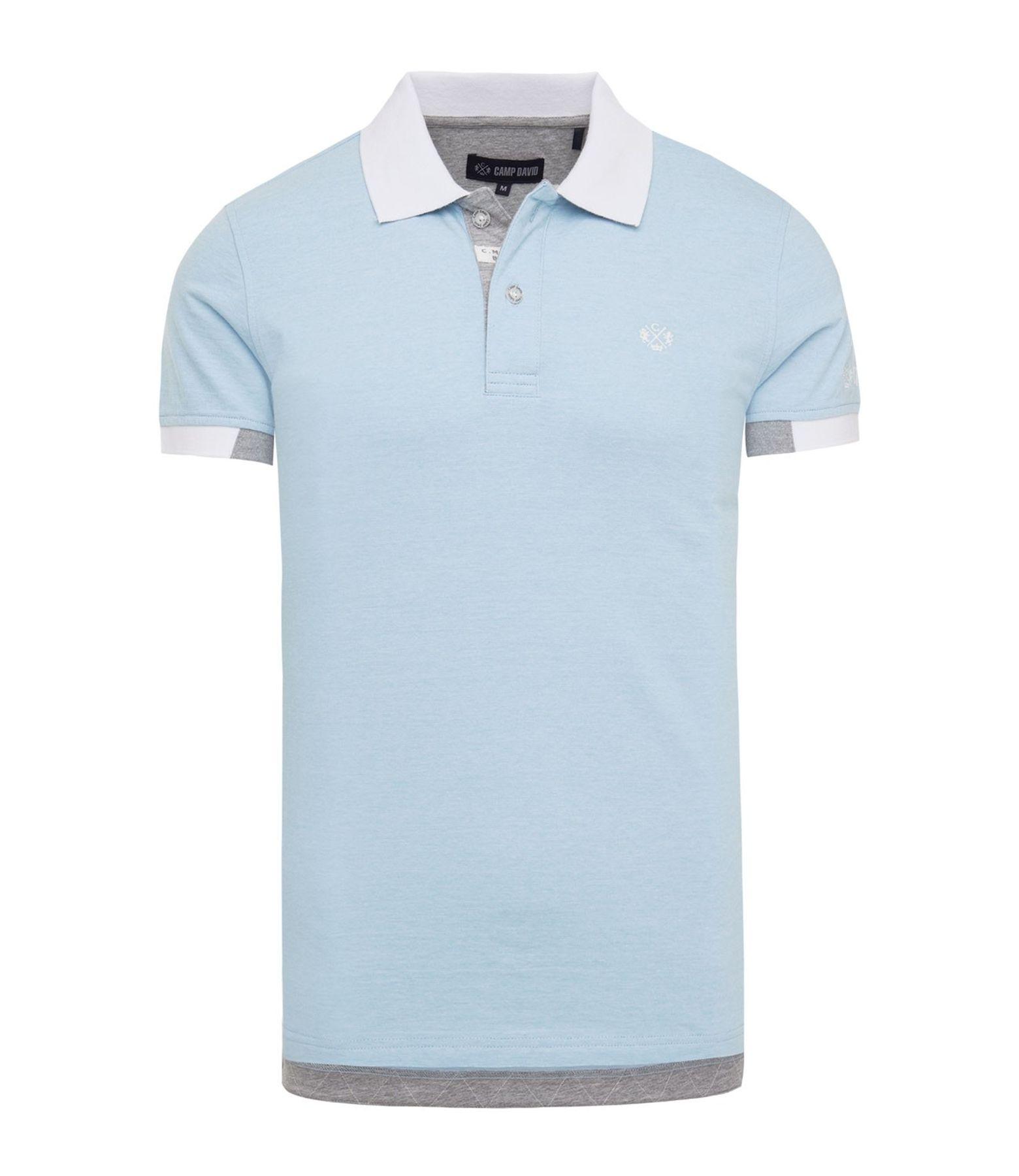 Camp David - Herren Polo-shirt in verschiedenen Farben, (CHS-1804-3027)  – Bild 10