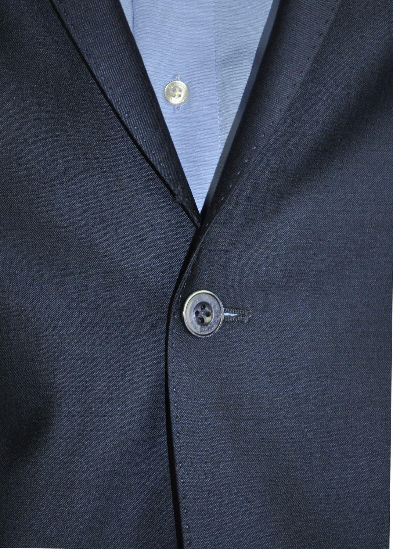 Abiball Anzug - Slim Fit - Herren Anzug in Deep Ocean Blue, Luigi B/Elio (Art.: 835 1510) – Bild 3