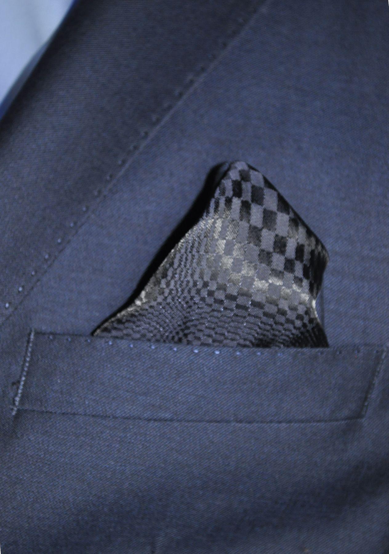 Abiball Anzug - Slim Fit - Herren Anzug in Deep Ocean Blue, Luigi B/Elio (Art.: 835 1510) – Bild 5