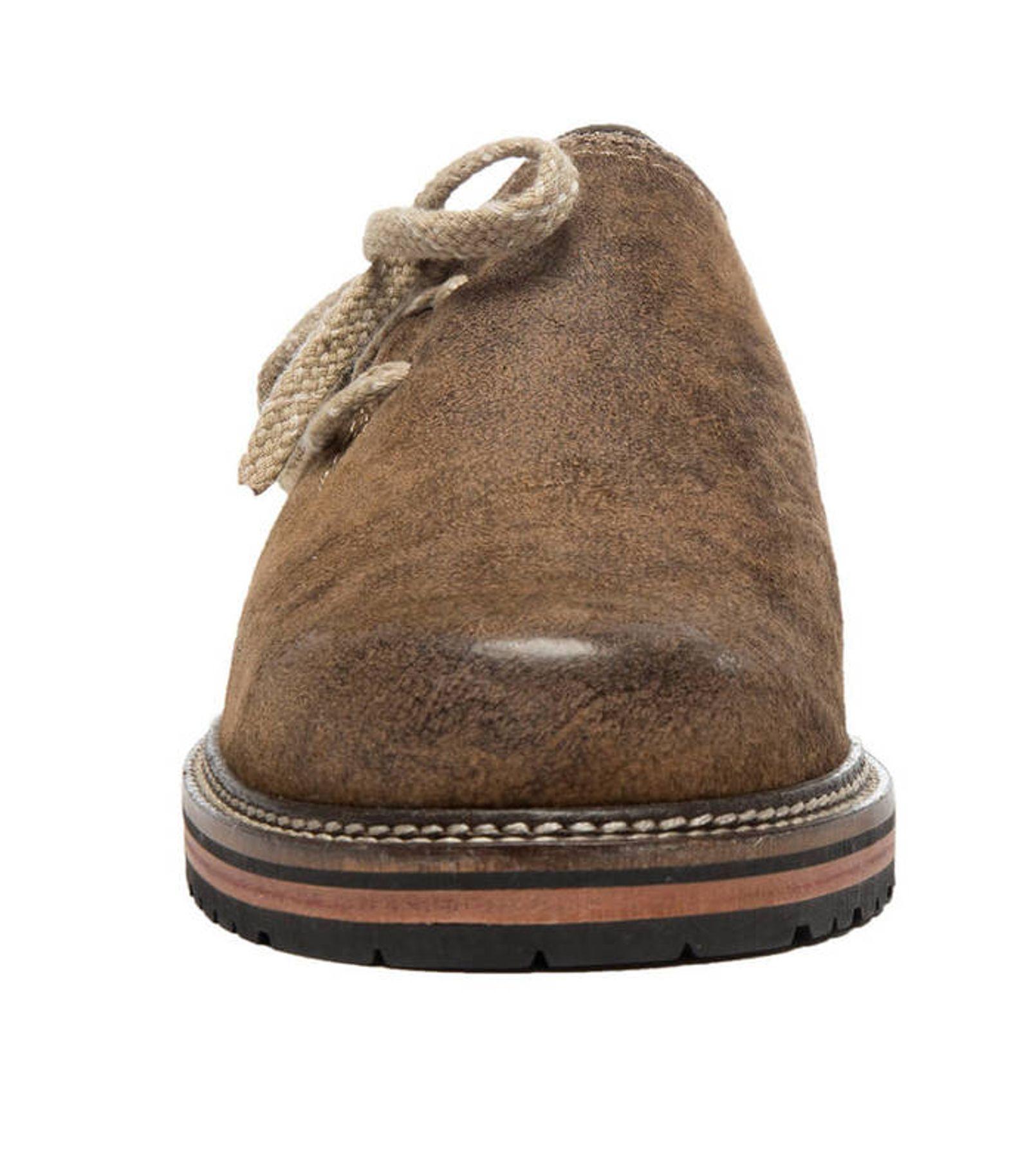STOCKERPOINT - Herren Trachten Schuhe in Havanna gespeckt, 6081 – Bild 5