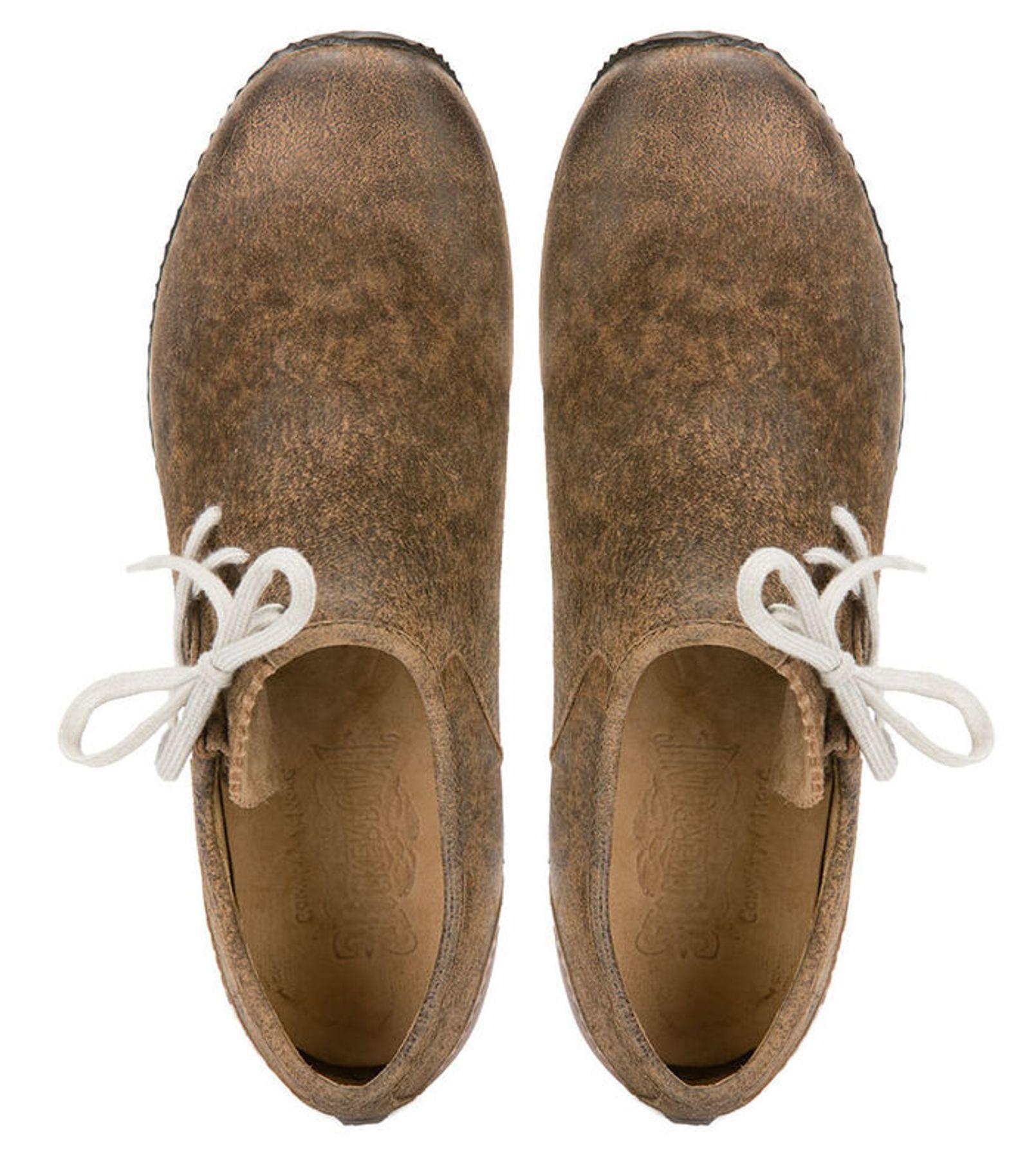 Stockerpoint- Herren Trachten Schuhe in Havanna, 1340 – Bild 4