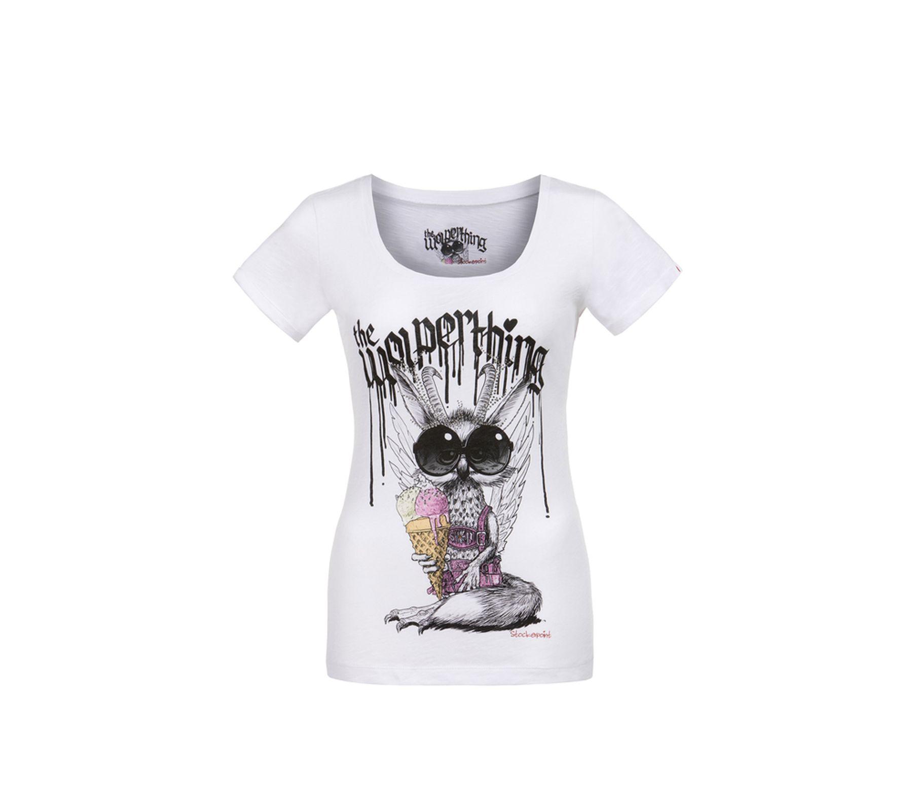 Stockerpoint - Kinder Trachten T-Shirt, Wolpigirl – Bild 1