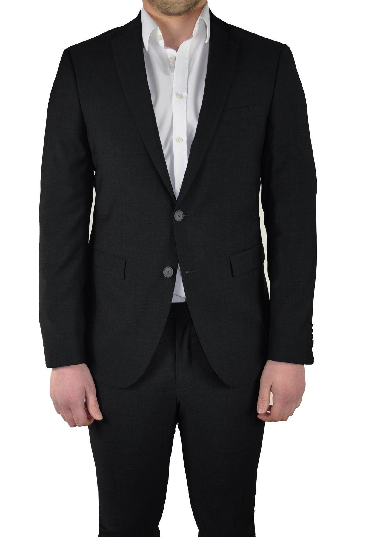 Barutti - Slim Fit - Herren Baukasten-Anzug aus reiner Schurwolle, 900 8044 (Savino/Santo) – Bild 5