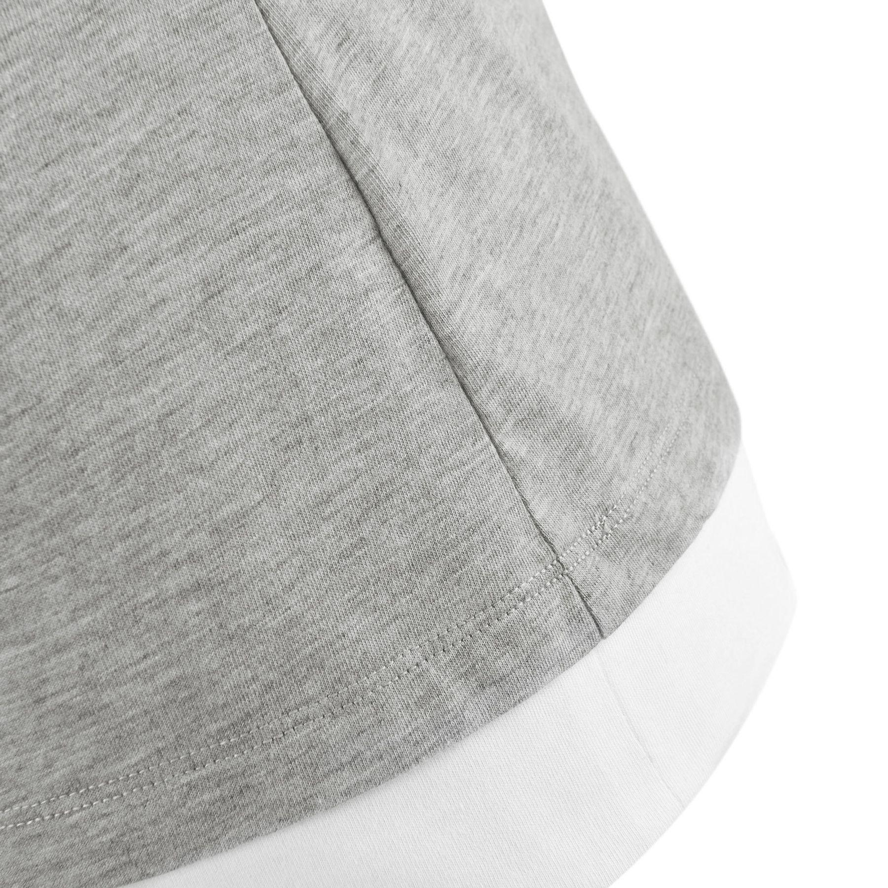Joy - Damen Sport und Freizeit Shirt in Grau Melange, Hannita (30190 A) – Bild 5