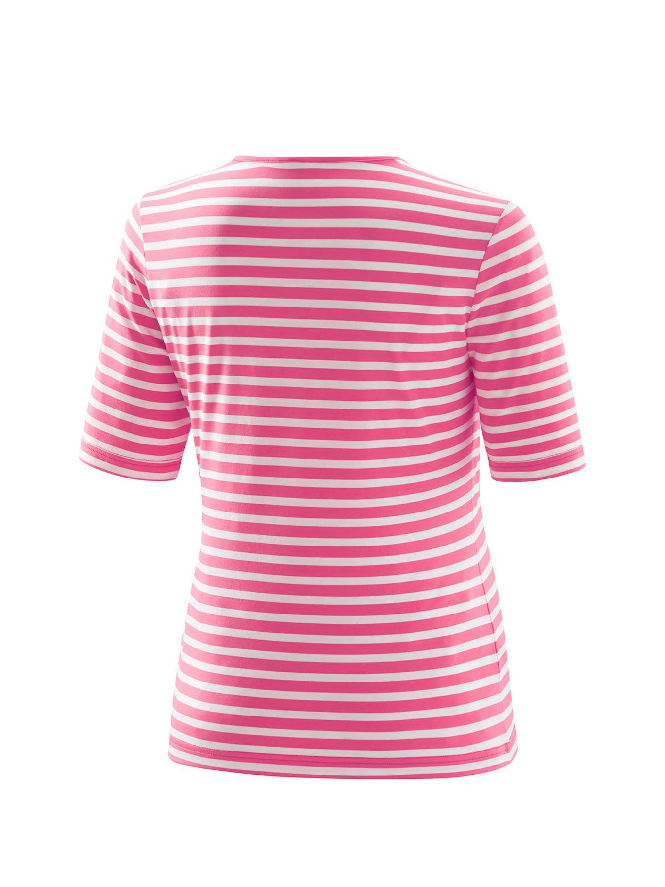Joy - Damen Sport und Freizeit Shirt in verschiedenen Farbvarianten, Allegra (30195 A) – Bild 2