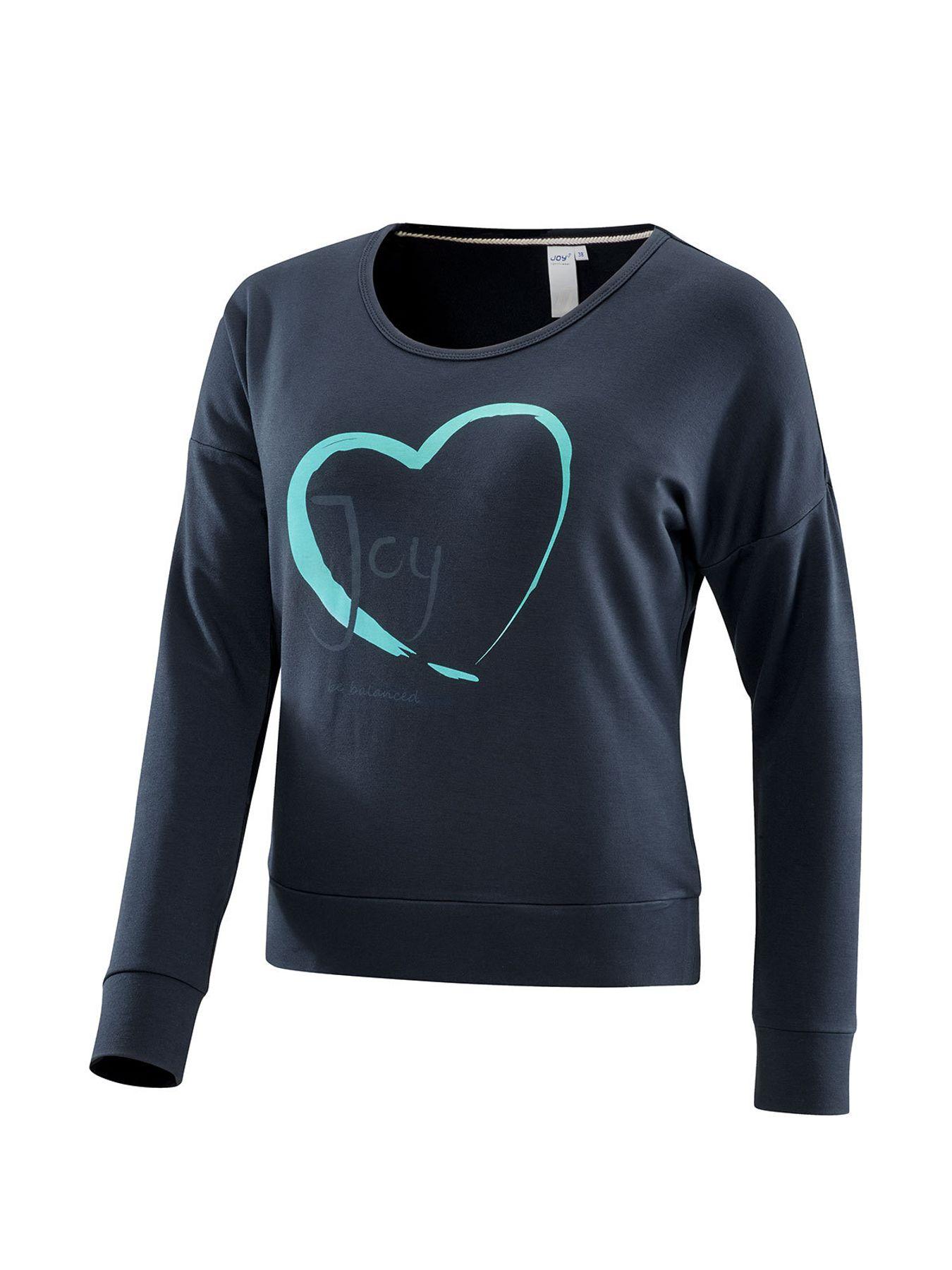 Joy - Damen Langarmshirt in Night blue, Zenia (34485 A) – Bild 1