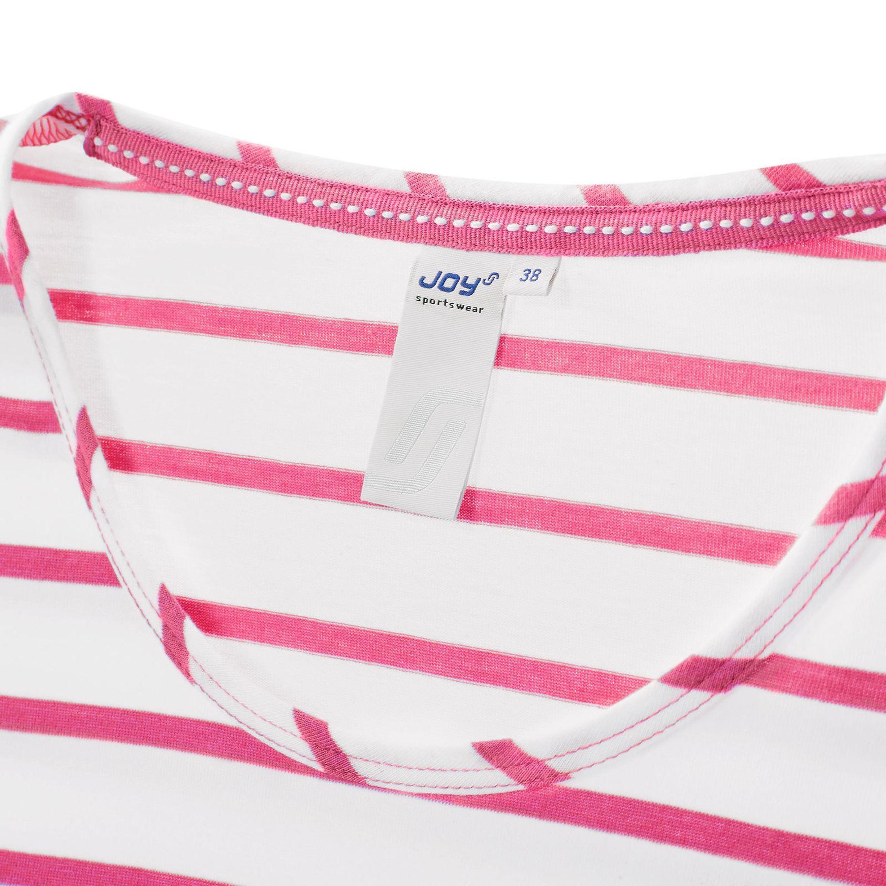 Joy - Damen Sport und Freizeit Shirt in verschiedenen Farbvarianten, Zola (34495 A) – Bild 2