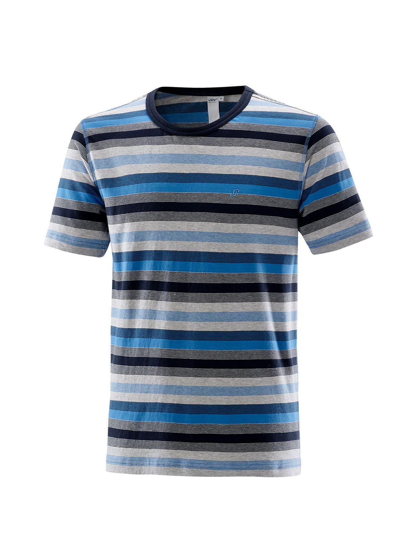 Joy - Herren Sport und Freizeit Shirt mit Rundhalsausschnitt, Helge (40178A) – Bild 4