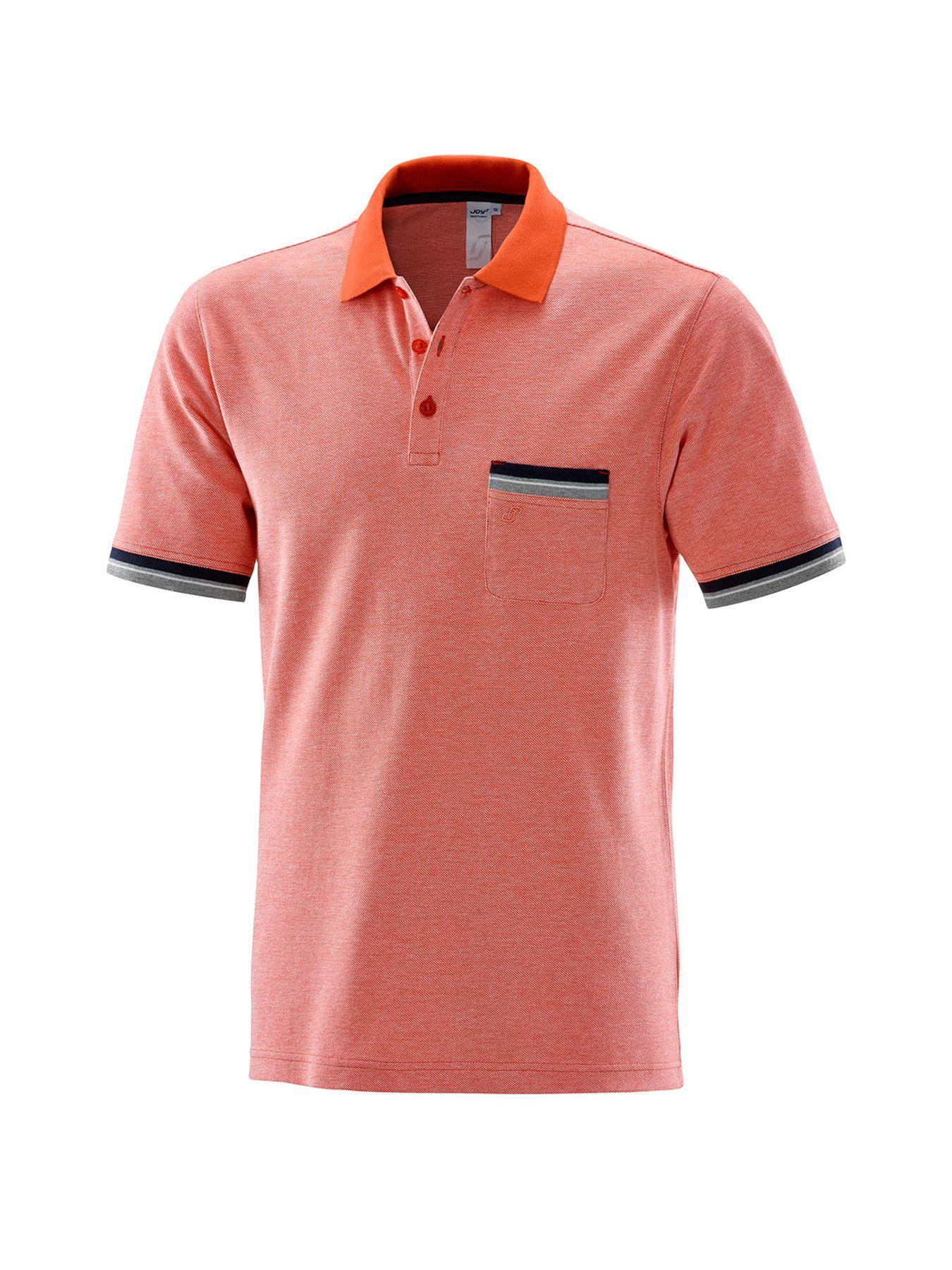 Joy - Herren Sport und Freizeit Poloshirt mit Brusttasche, Ingo (40191 A) – Bild 15