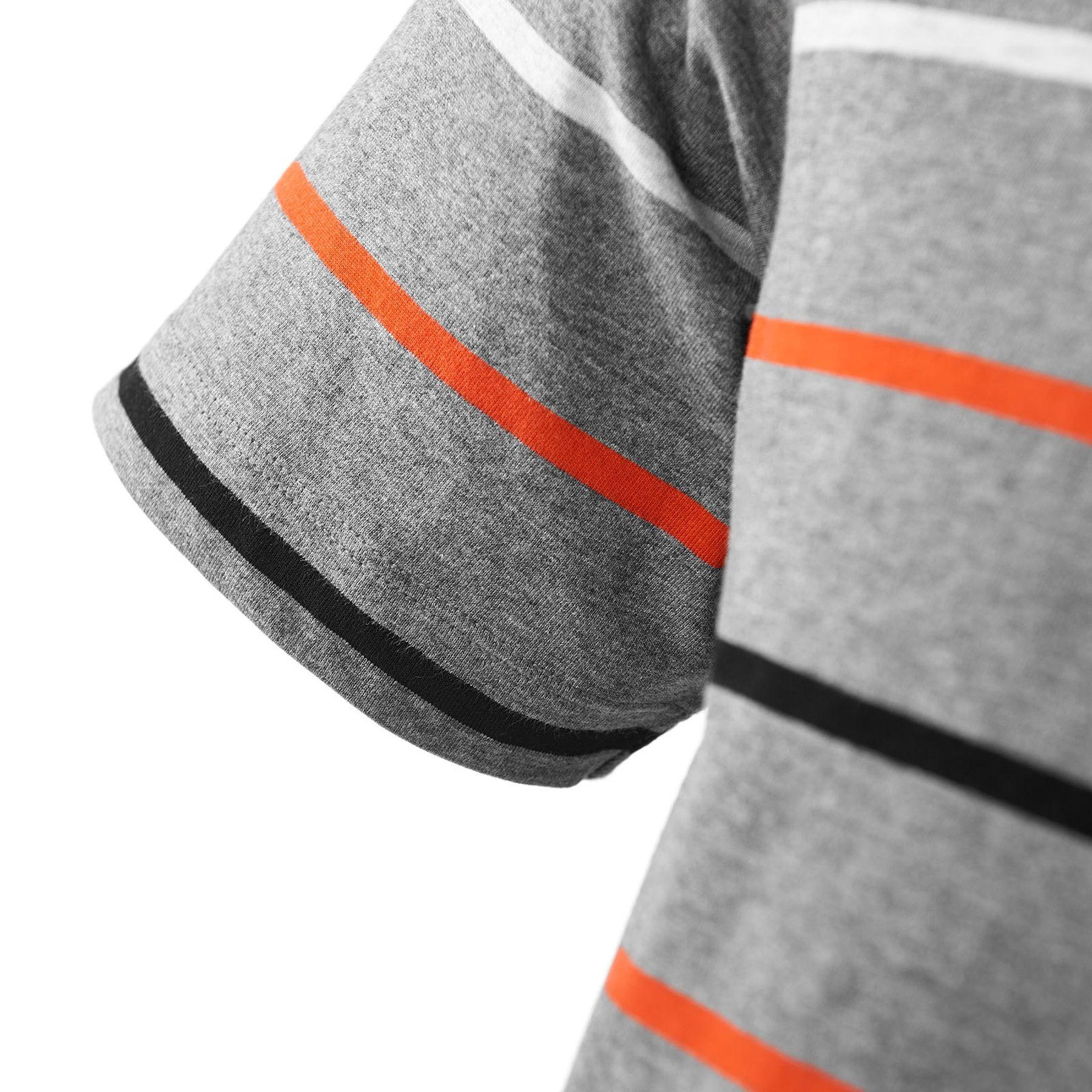 Joy - Herren Sport und Freizeit Shirt mit Rundhalsausschnitt, Alvin (40237A) – Bild 5