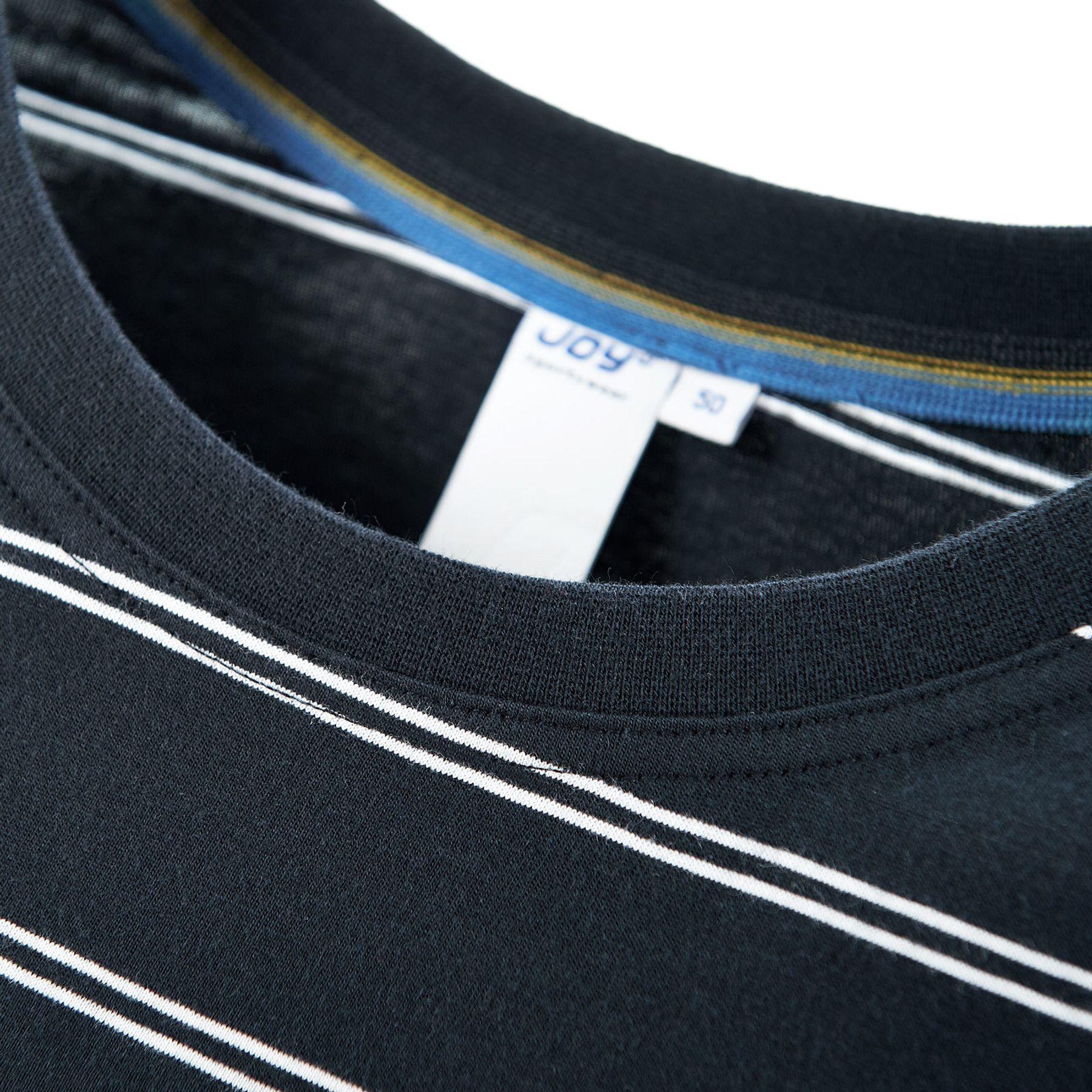 Joy - Herren Sport und Freizeit Shirt mit Rundhalsausschnitt, Wesley (40238A) – Bild 3