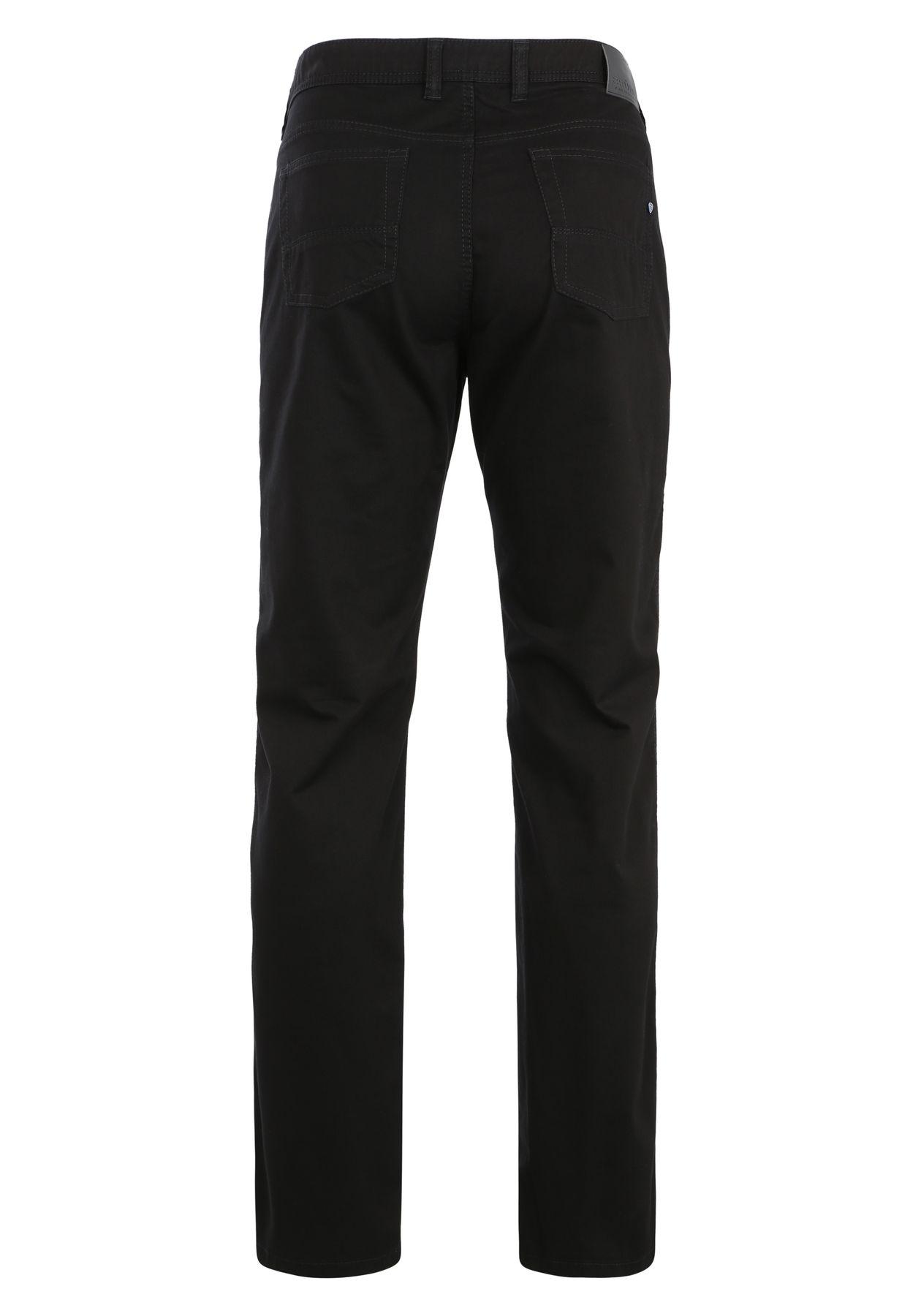 Brühl - Herren 5-Pocket Baumwollhose in blau oder schwarz, Genua 3 (0534182700100) – Bild 4