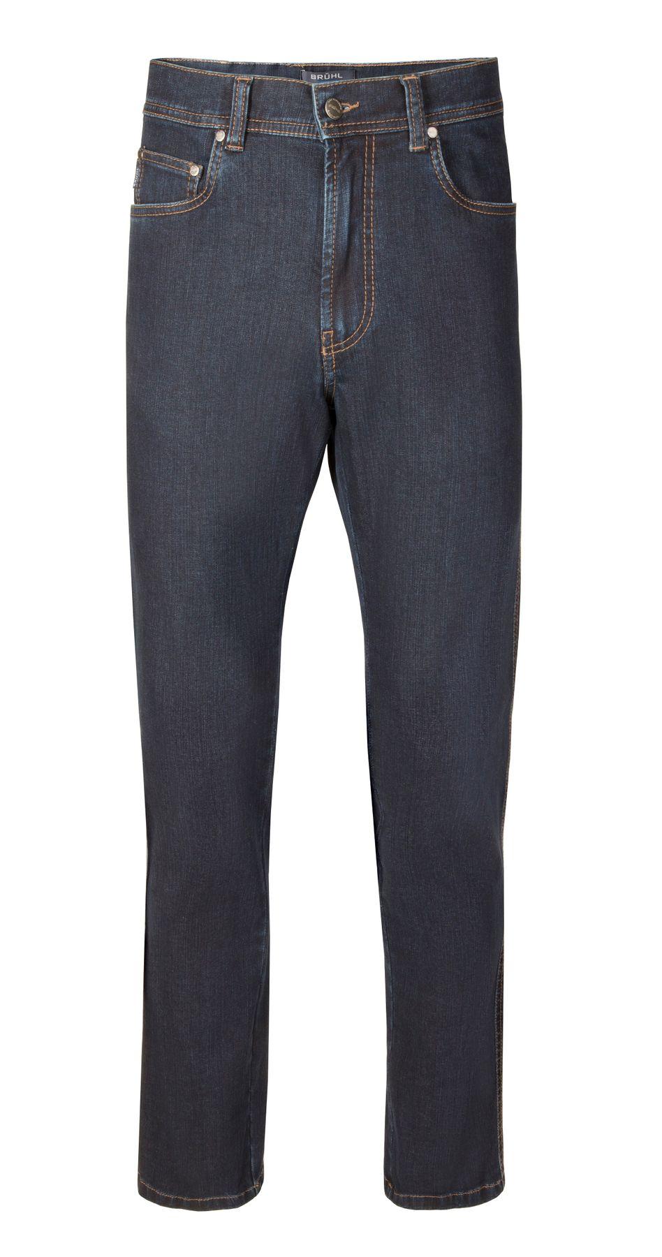 Brühl - Herren 5-Pocket Jeans in verschiedenen Farben, Genua 3 (0564191180100) – Bild 4