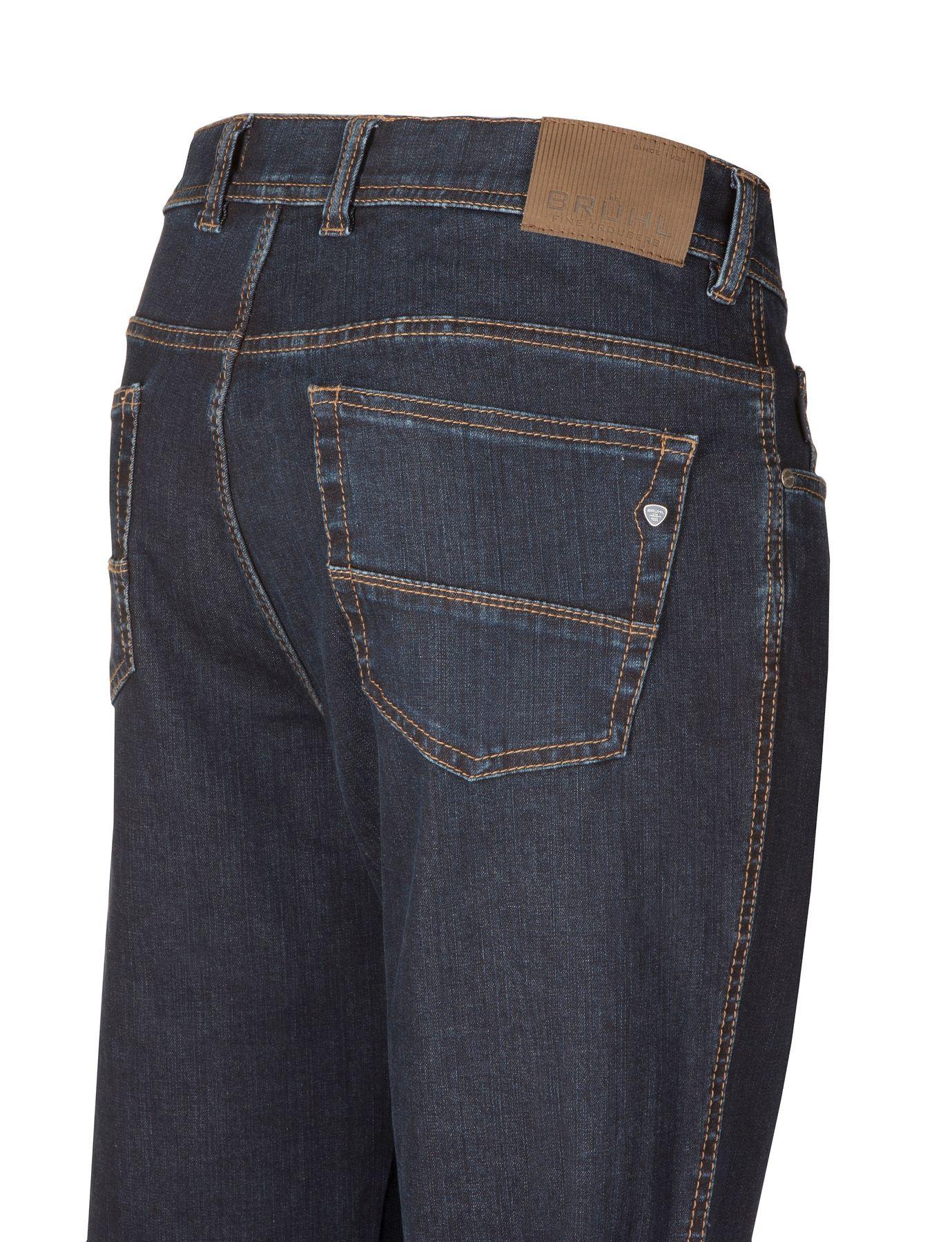 Brühl - Herren 5-Pocket Jeans in verschiedenen Farben, Genua 3 (0564191180100) – Bild 6