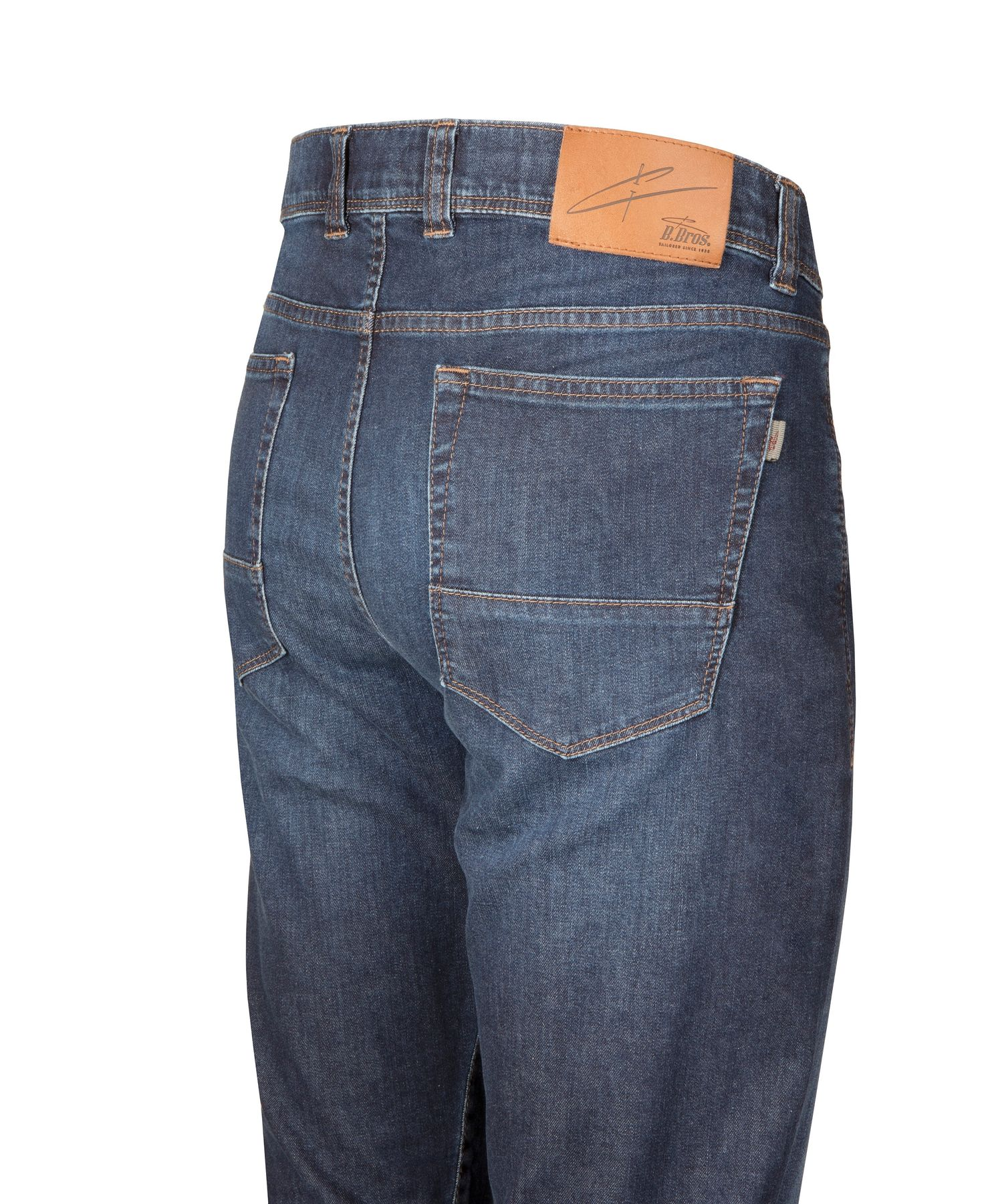 Brühl - Herren 5-Pocket Jeans in verschiedenen Farben, Maro Do (0665191001100) – Bild 6