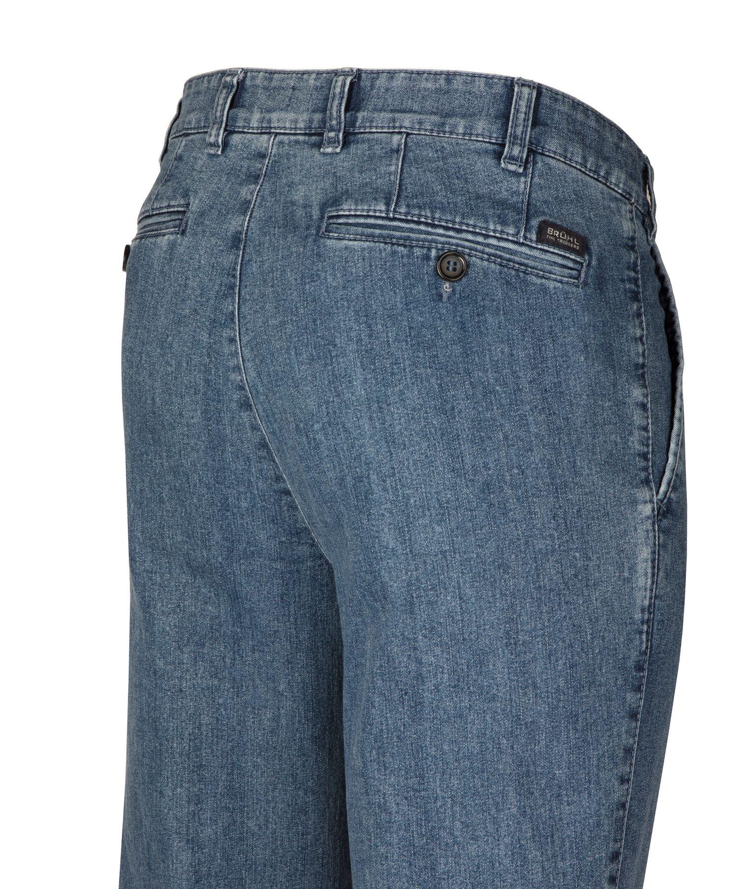 Brühl - Herren Flatfront Jeans in verschiedenen Farben, Parma (0319190340100) – Bild 3