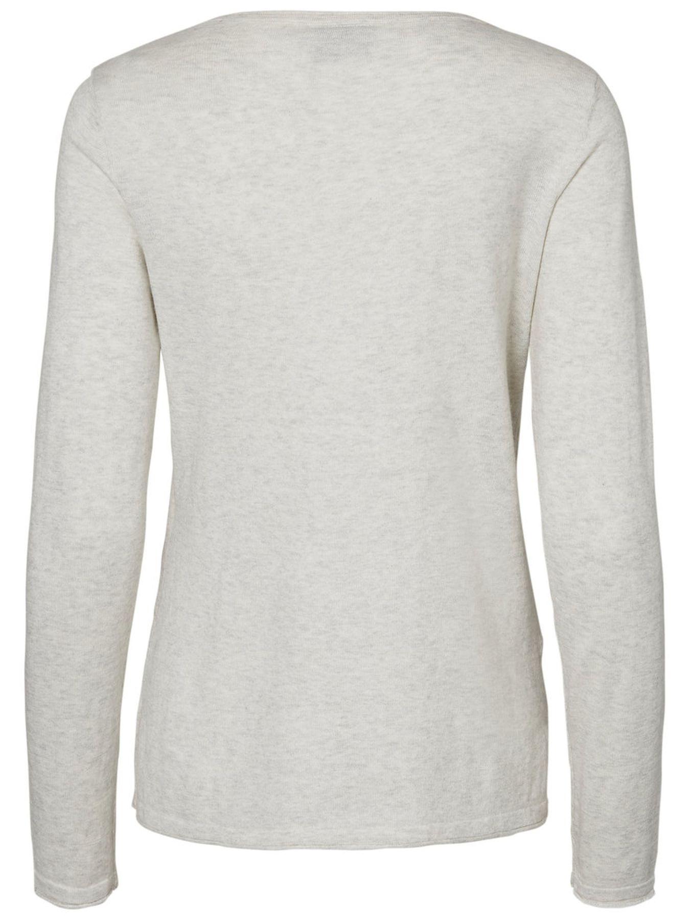 VERO MODA - Damen Shirt in grey oder navy (10181871) – Bild 5