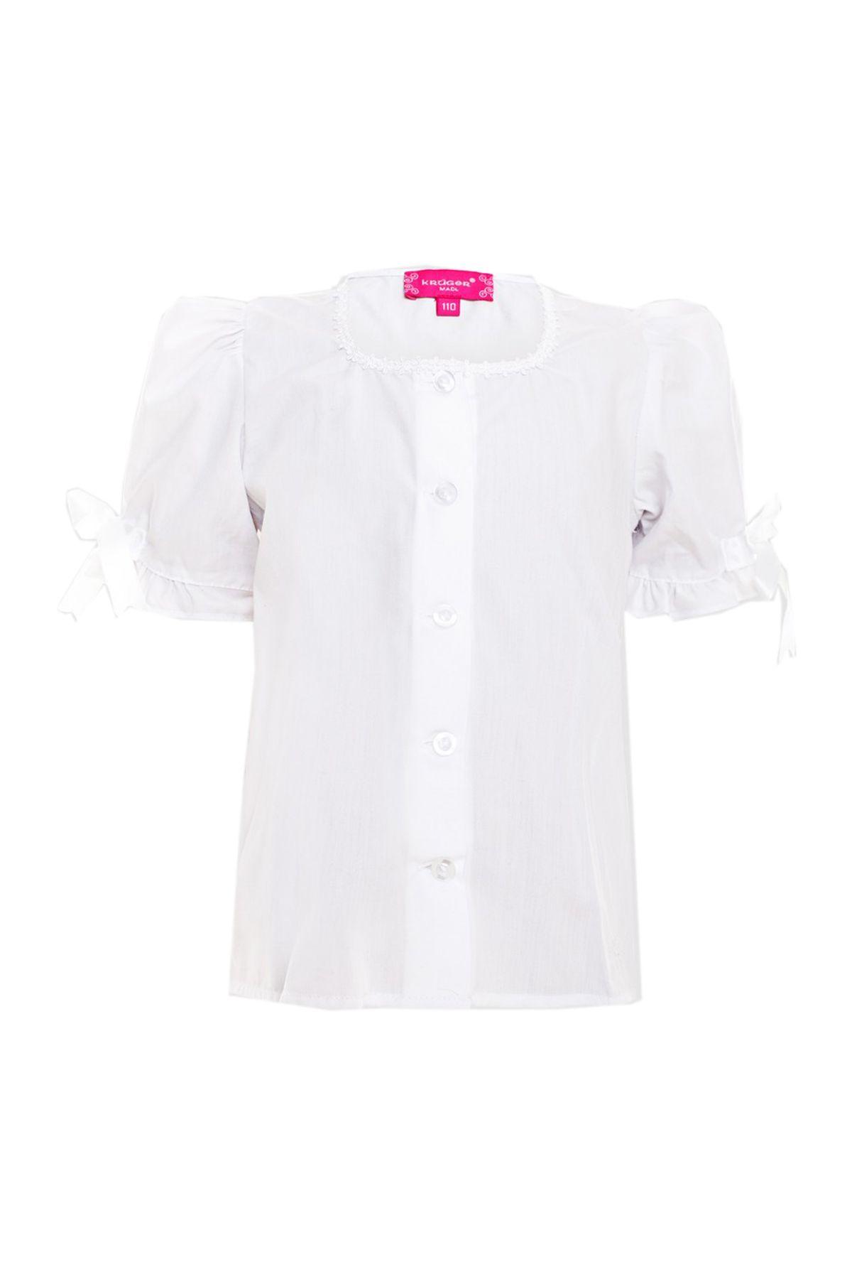 Krüger - Kinder Trachten Bluse in weiß (Artikelnummer: 85068-1) – Bild 1