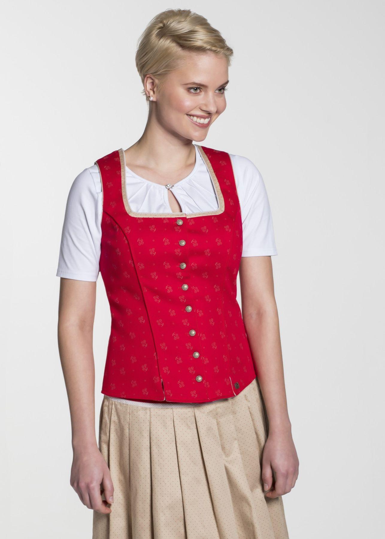 Spieth & Wensky - Trachtenmieder, Gelba-Mieder E  Damen (301330-1012) – Bild 7