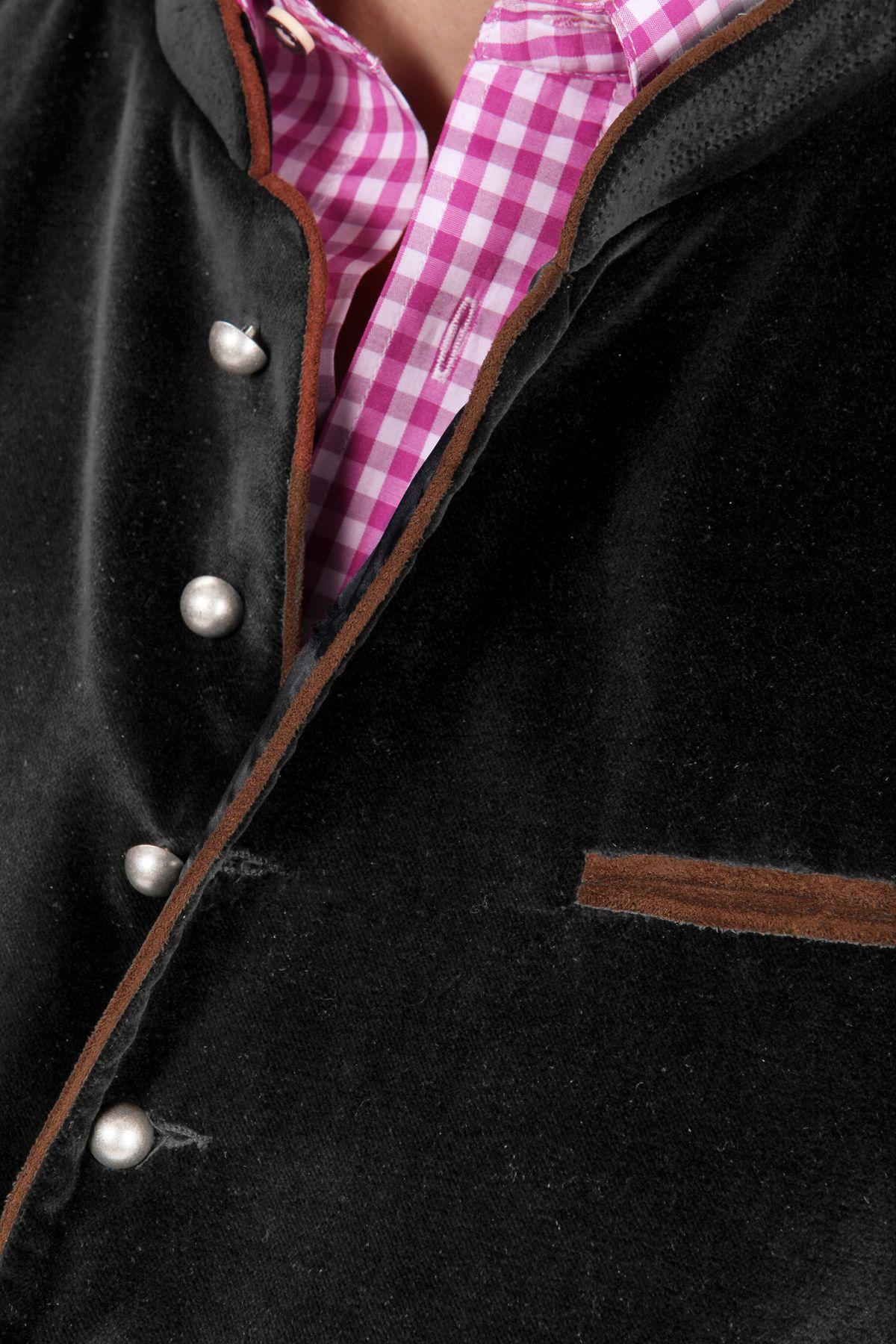 Stockerpoint - Herren Trachten Weste Ricardo – Bild 10