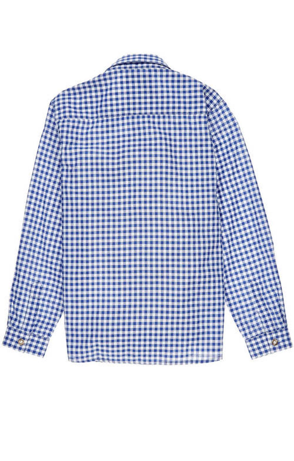 Stockerpoint - Kinder Trachten Hemd Leo, Gr. 86-116 – Bild 10