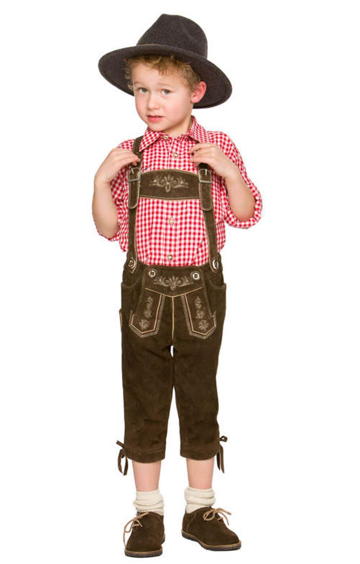 Stockerpoint - Kinder Trachten Hemd Leo, Gr. 122-152 – Bild 14