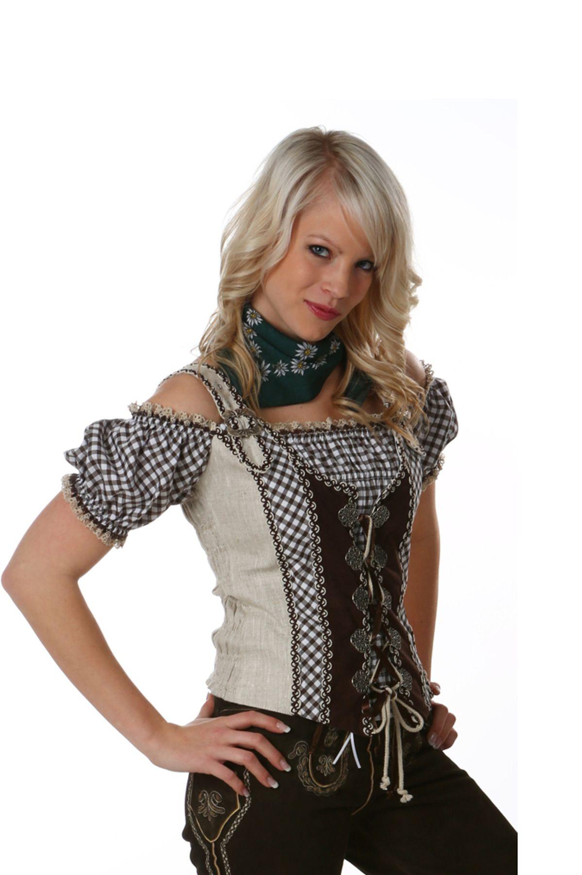 Fuchs Trachten - Damen Trachten Mieder (Artikelnummer: 4577) – Bild 1