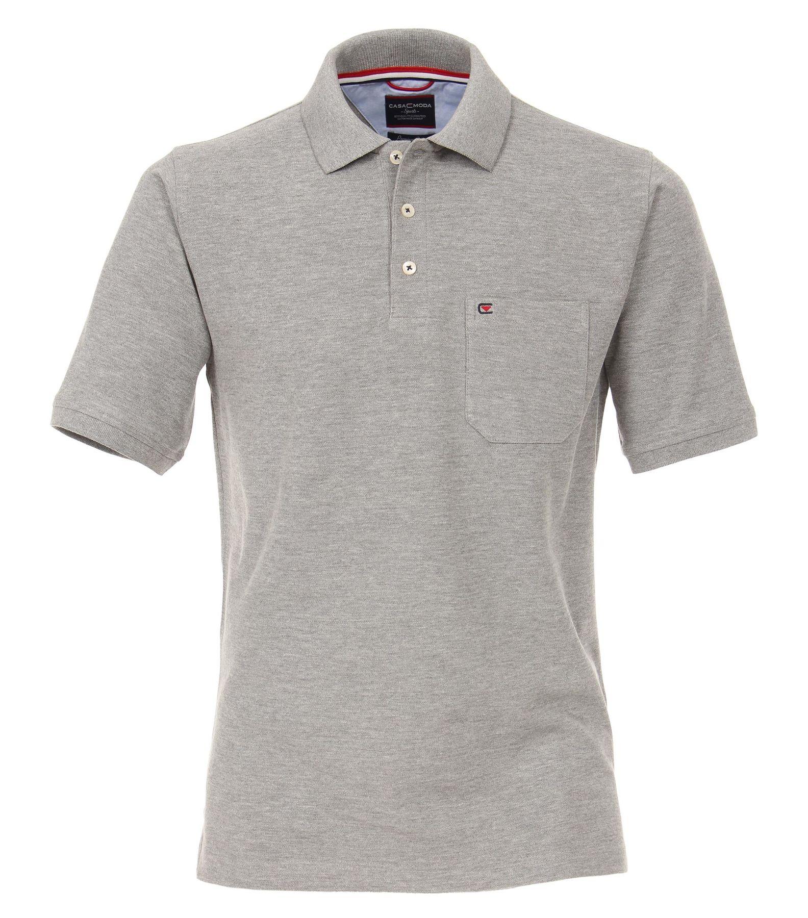 Casa Moda - Herren Polo Shirt mit Brusttasche in verschiedenen Farben S-6XL (004270) – Bild 22