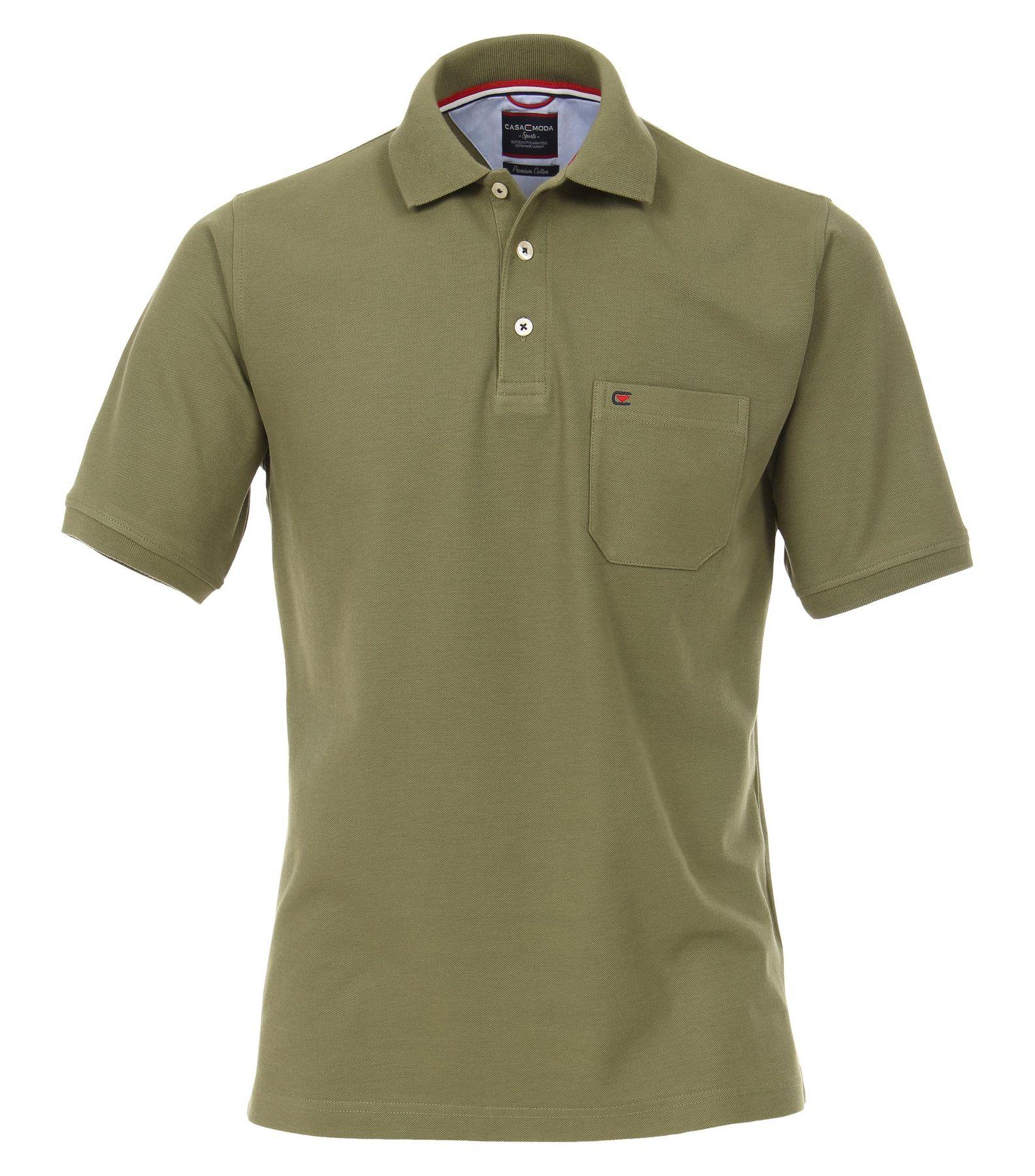 Casa Moda - Herren Polo Shirt mit Brusttasche in verschiedenen Farben S-6XL (004270) – Bild 25