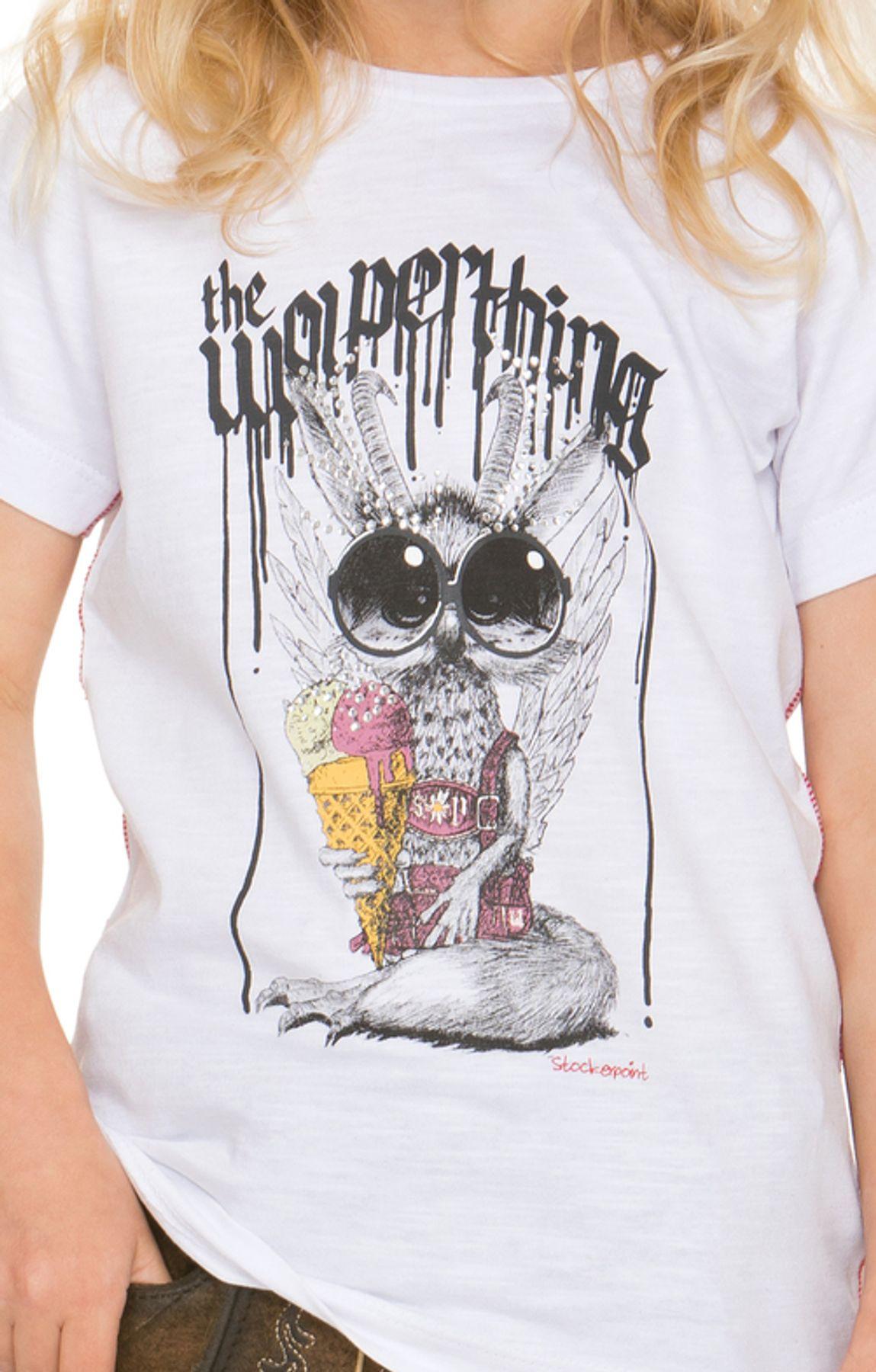 Stockerpoint - Kinder Trachten T-Shirt Wolpigirl, Gr. 86-140 – Bild 11
