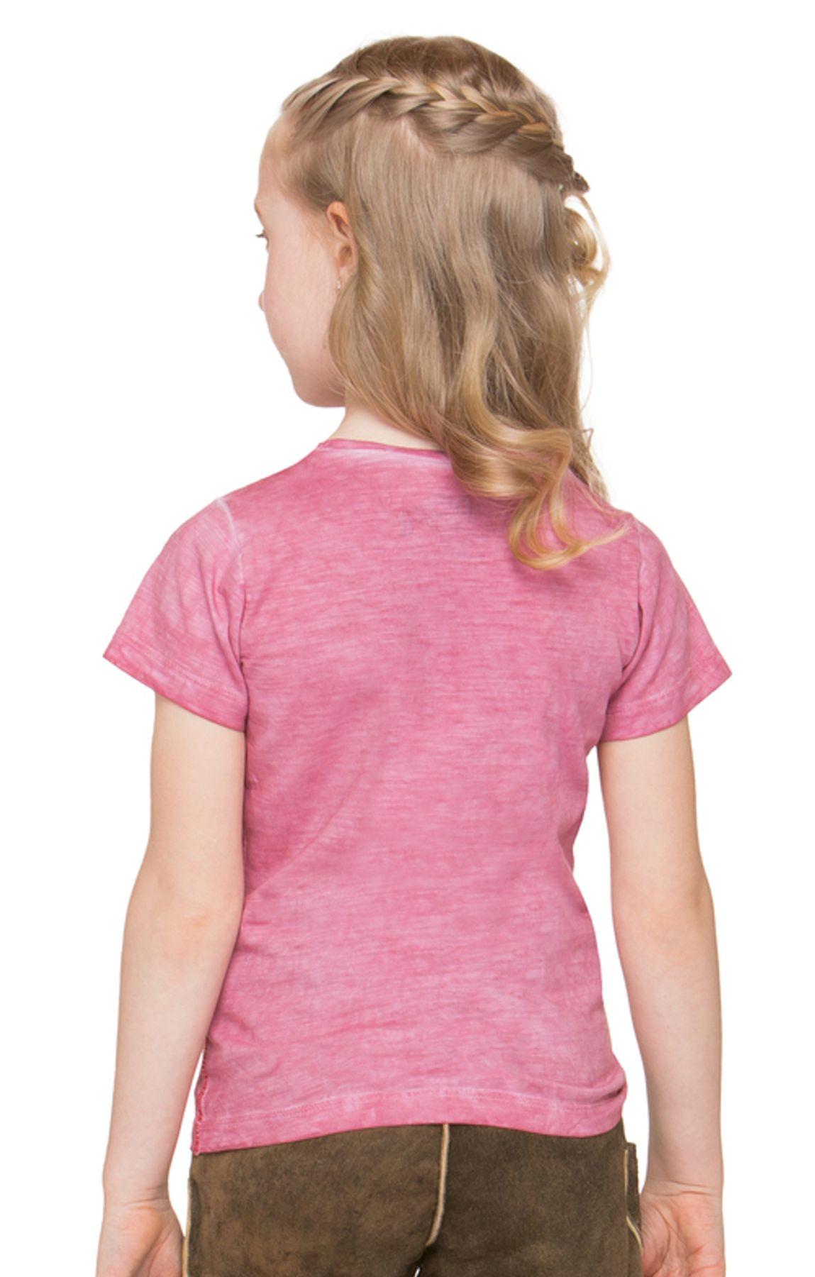 Stockerpoint - Kinder Trachten T-Shirt Wolpigirl, Gr. 86-140 – Bild 3