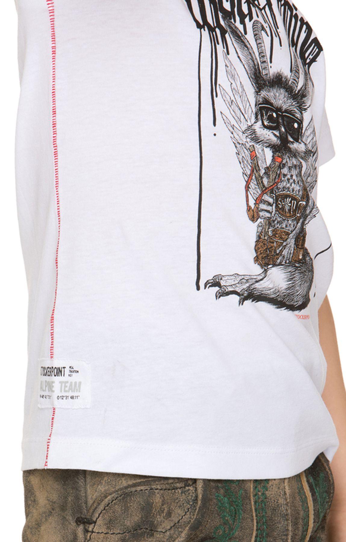 Stockerpoint - Kinder Trachten T-Shirt Wolpiboy, Gr. 86-140 – Bild 7