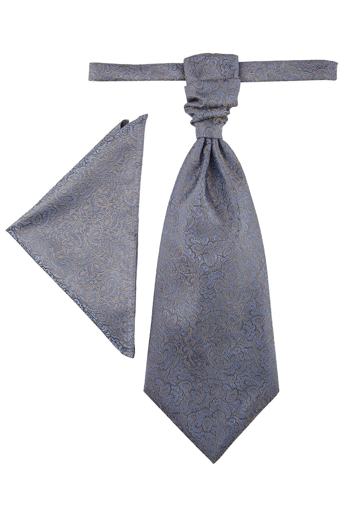 Wilvorst - Festliche Krawattenplastron/Tuch (487121/36)