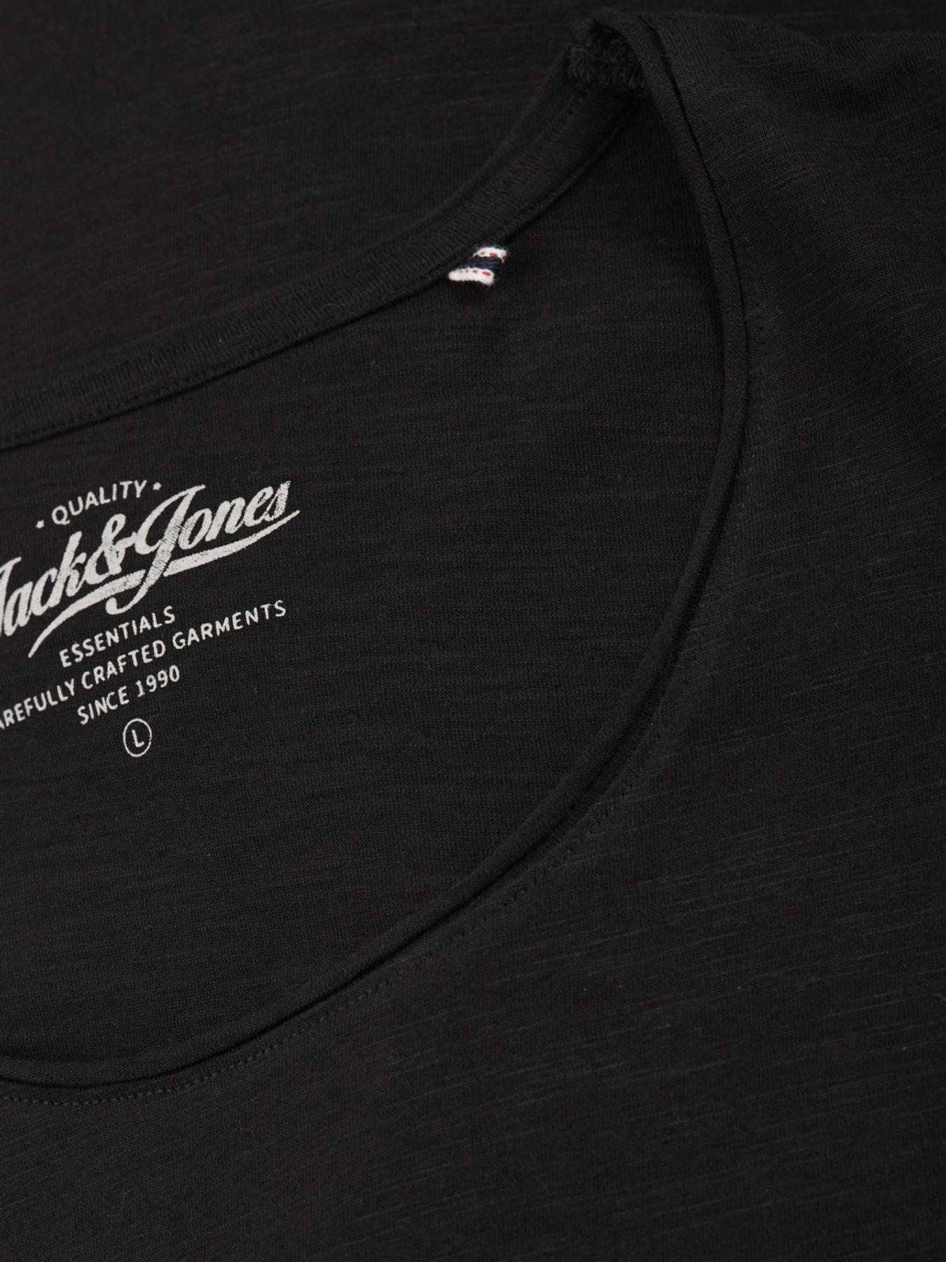 Jack & Jones - Herren T-shirt in verschiedenen Farben, (Art. 12136679) – Bild 3