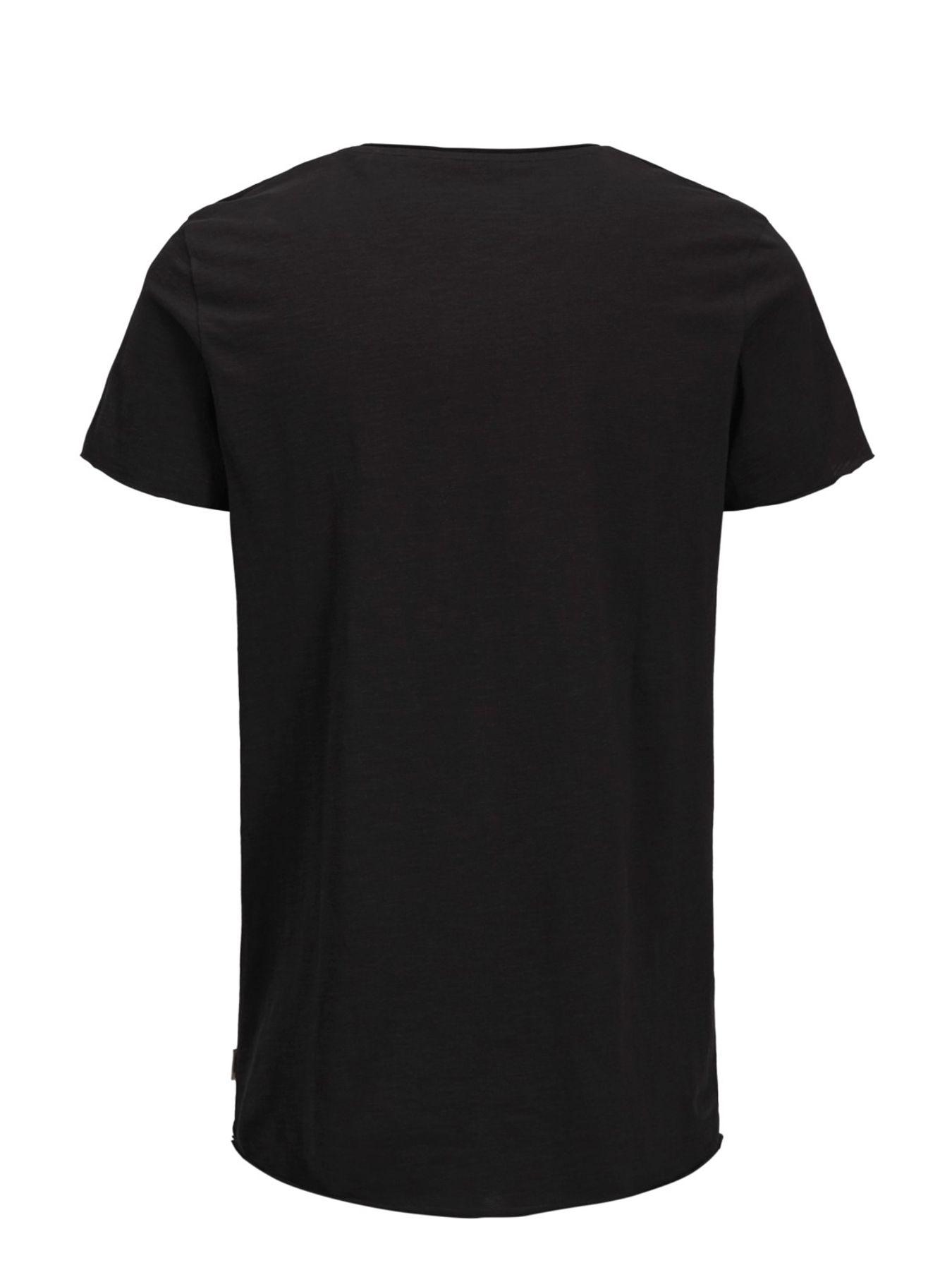 Jack & Jones - Herren T-shirt in verschiedenen Farben, (Art. 12136679) – Bild 2