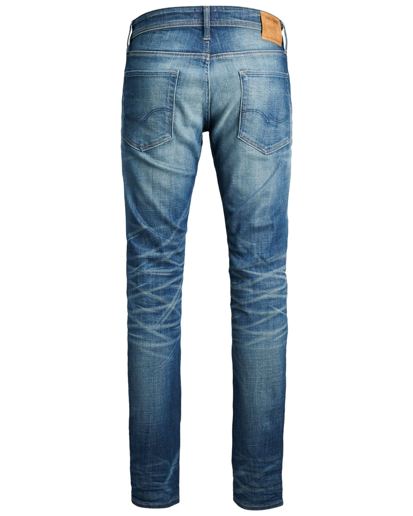 Jack & Jones - Herren Jeans, Slim Fit (Art. 12140285) – Bild 2