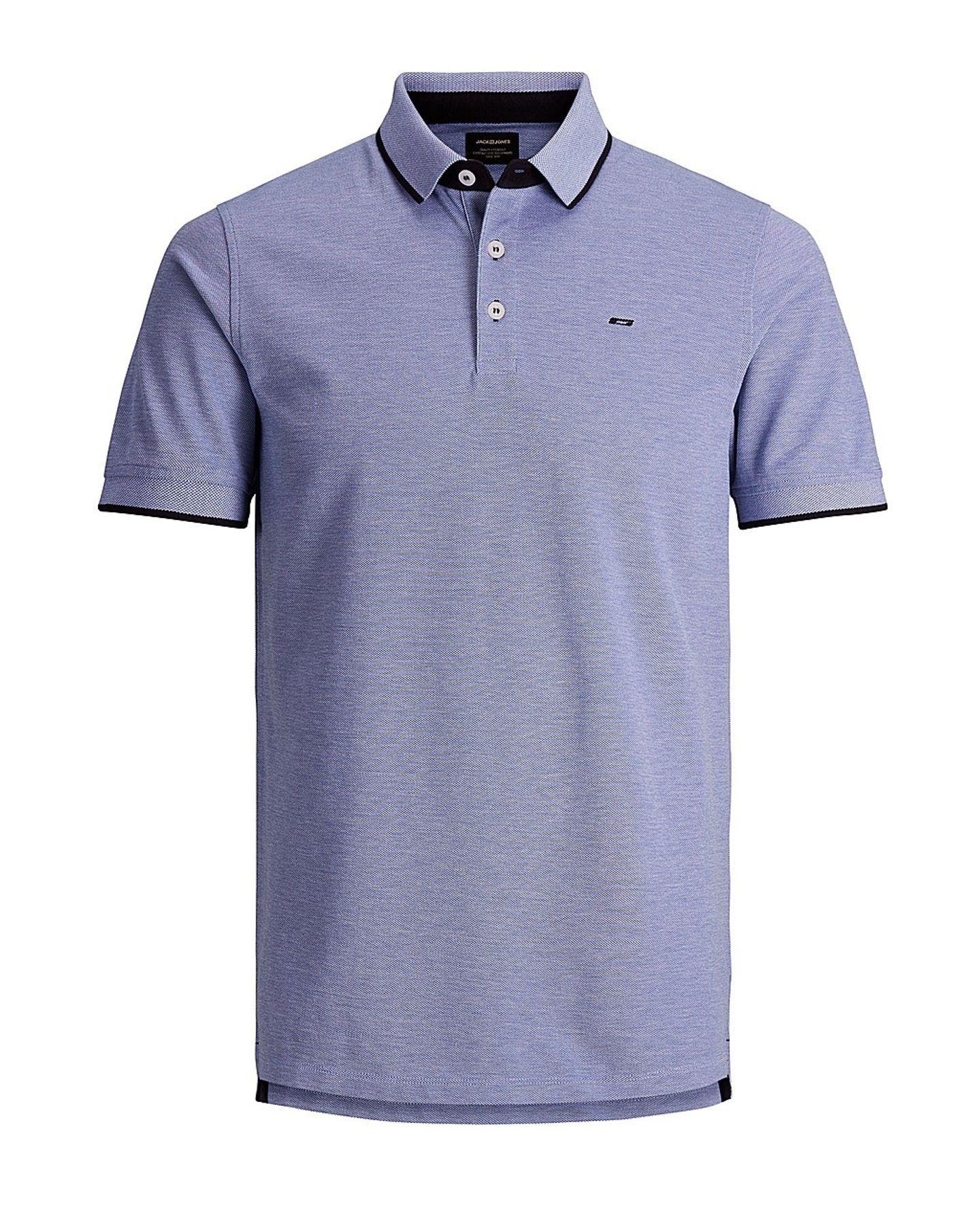 Jack & Jones - Herren Poloshirt, Slim Fit (Art. 12136668) – Bild 3