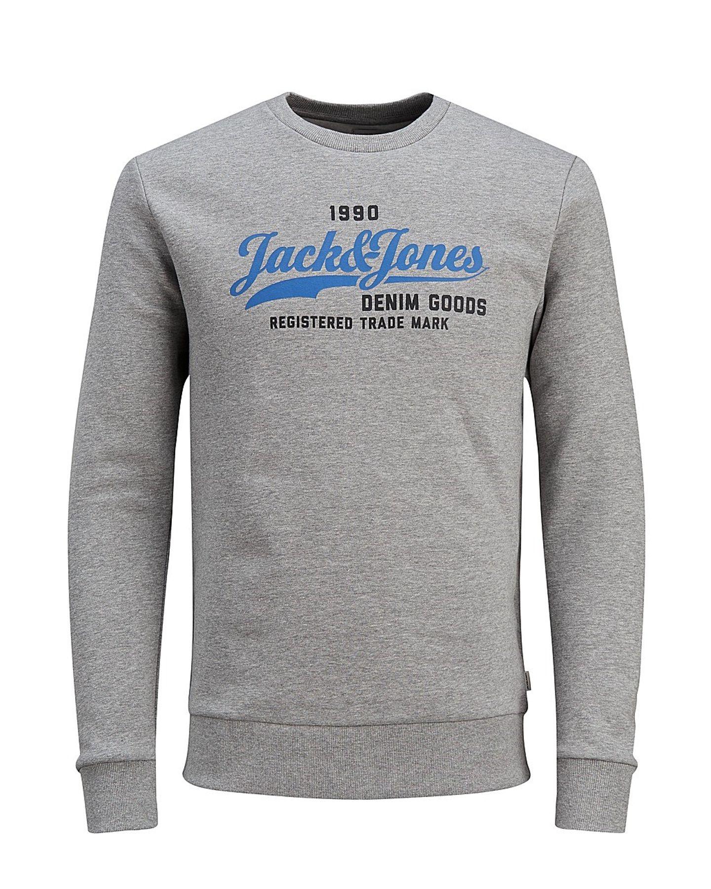 Jack & Jones - Herren Sweatshirt,  (12137100) – Bild 2