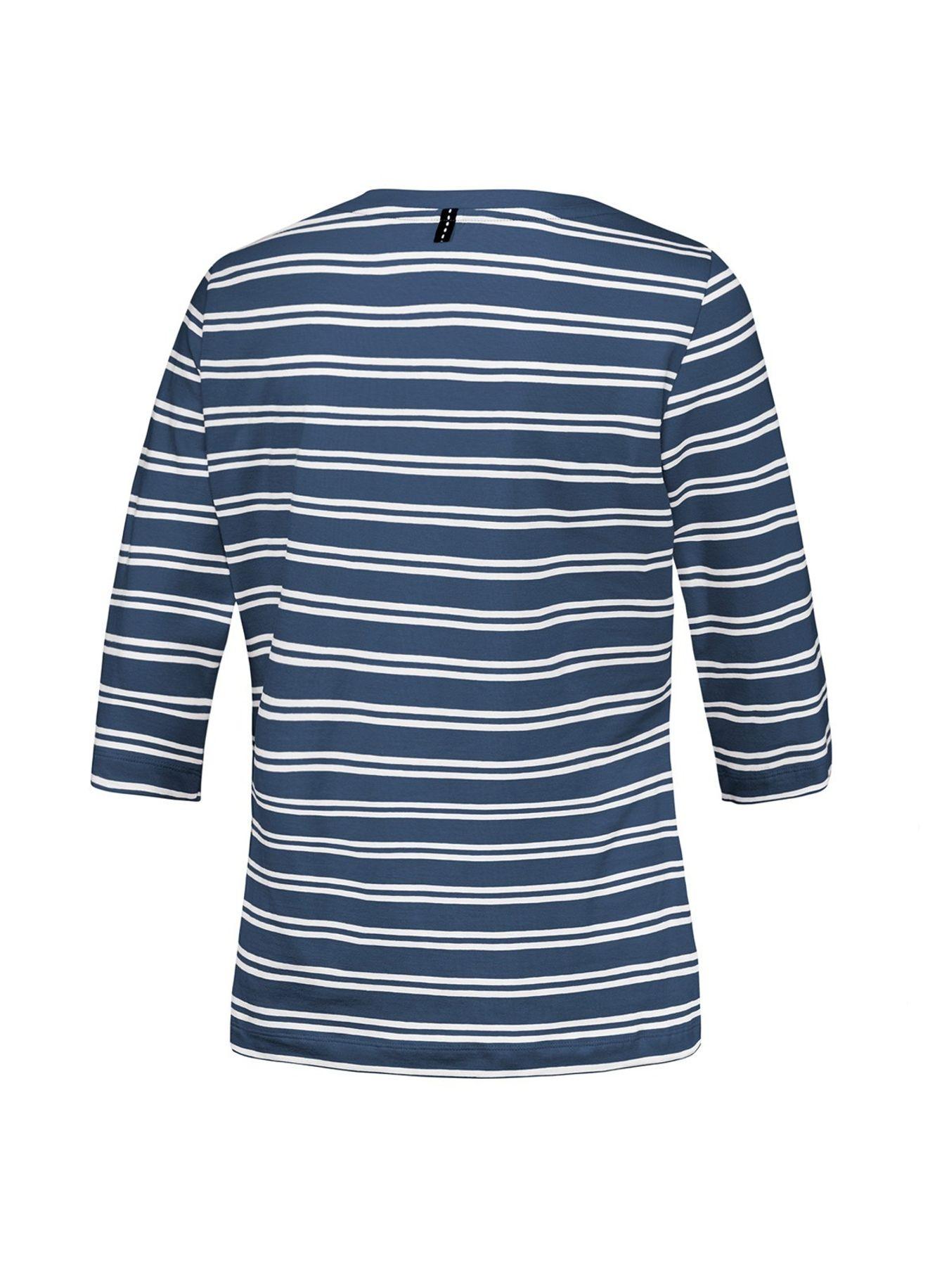 Joy - Damen Sport und Freizeit Shirt mit Streifenmuster, Carolin (30209) – Bild 6