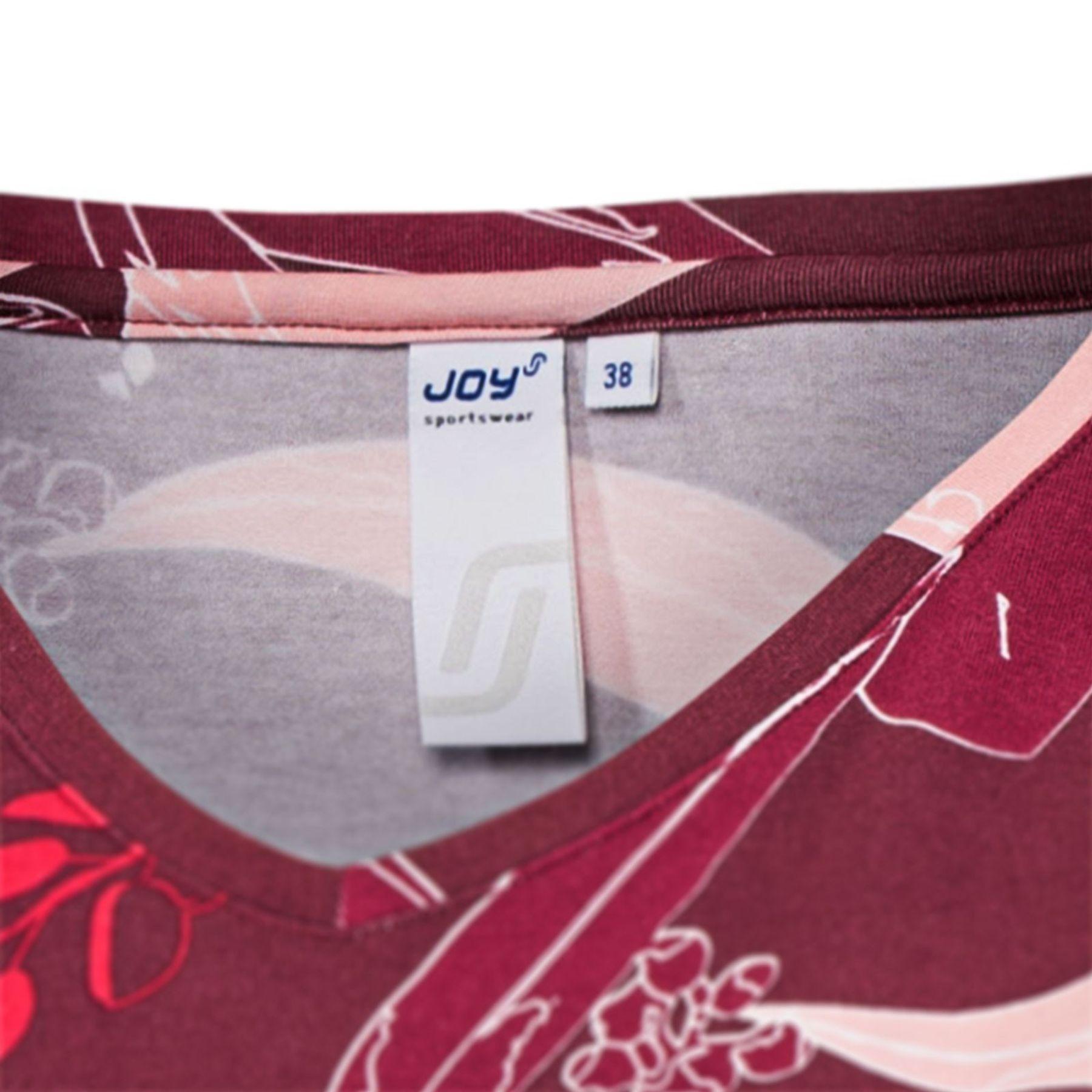 Joy - Damen T-Shirt in verschiedenen Farbvarianten, Aurelia (34530) – Bild 7