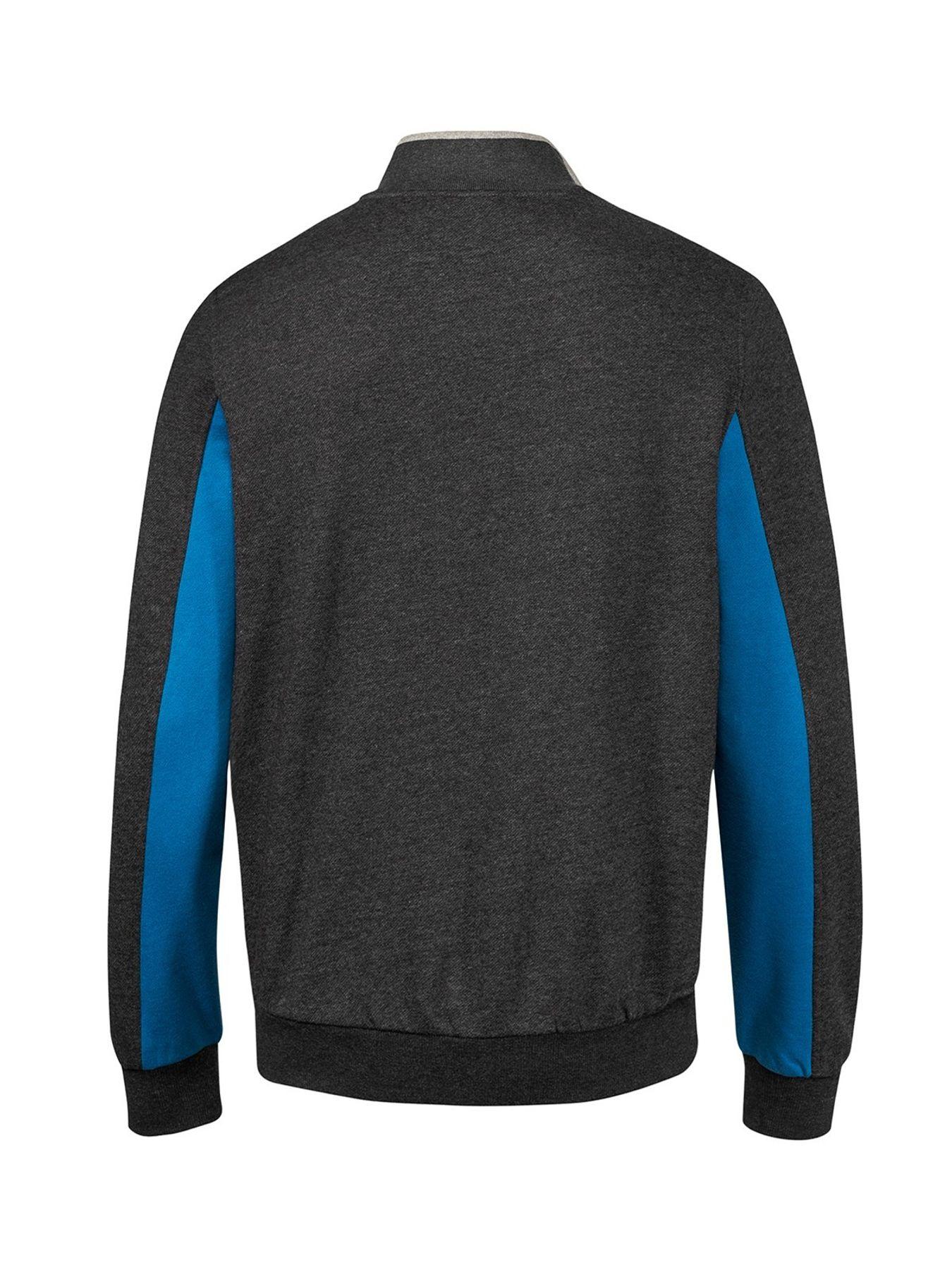 Joy - Herren Sport und Freizeit Sweatshirt mit Brusttasche, Kenny (40246) – Bild 5
