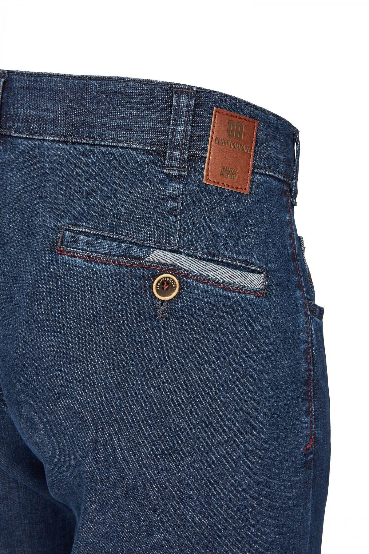 Club of Comfort - Herren Five-Pocket-Hose, Henry mit Thermolite (6822) – Bild 14