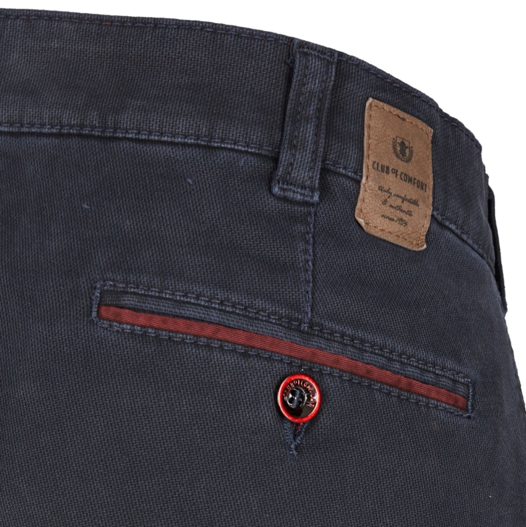 Club of Comfort - Herren Modifizierte Five-Pocket-Hose, Keno (6613) – Bild 4