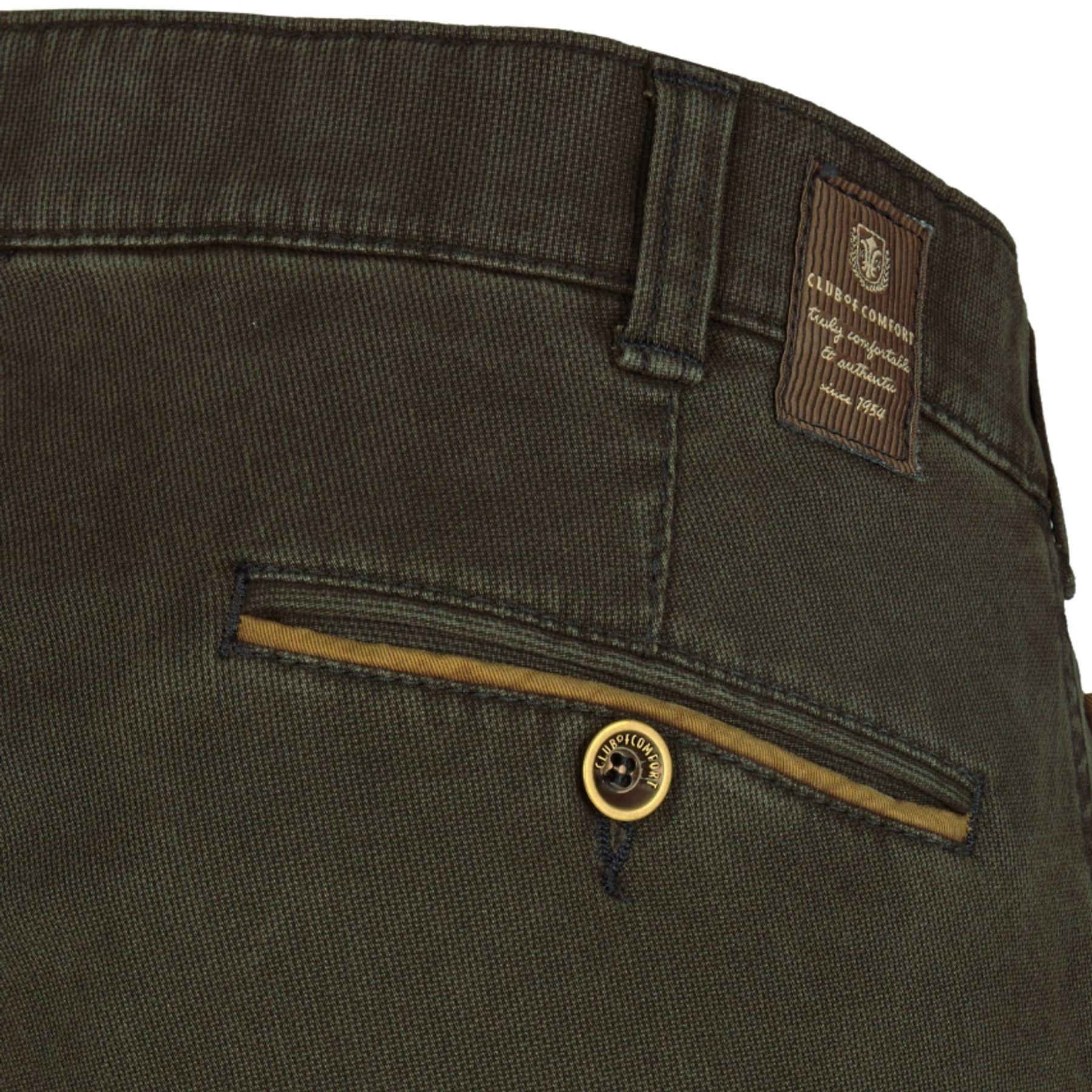 Club of Comfort - Herren Modifizierte Five-Pocket-Hose, Keno (6613) – Bild 9