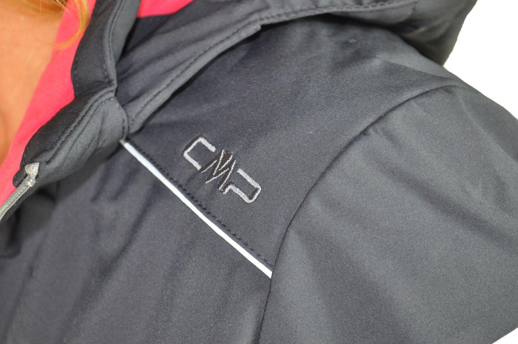 CMP - Damen Softshell Jacke, Winddicht, Wasserdicht, Atmungsaktiv (3A05396) – Bild 6