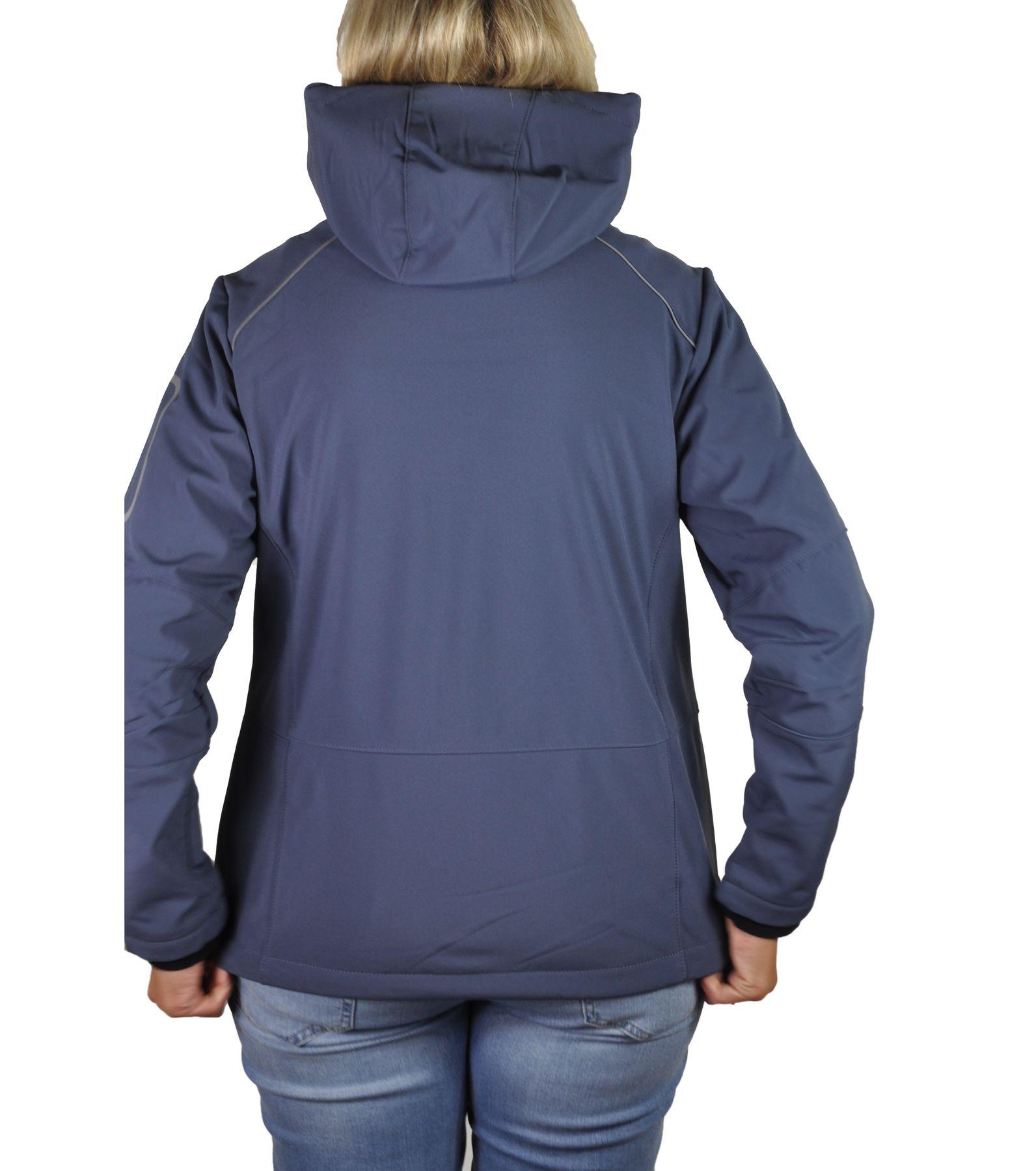 CMP - Damen Softshell Jacke, Winddicht, Wasserdicht, Atmungsaktiv (3A05396) – Bild 10