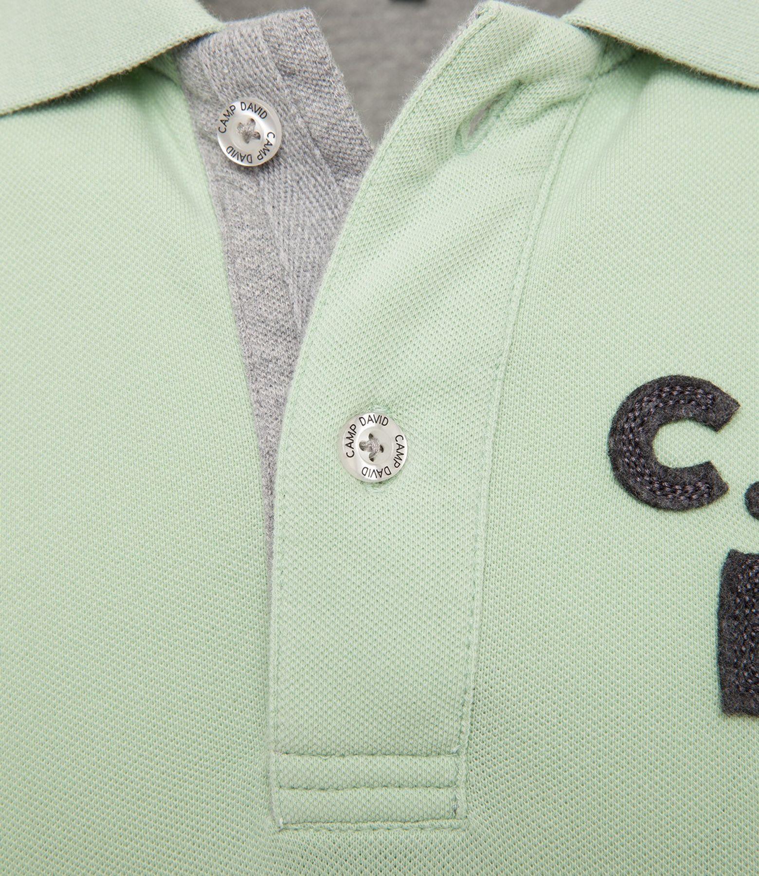 Camp David - Herren Poloshirt in verschiedenen Farben, bis 3XL (CHS-1804-3021)  – Bild 17