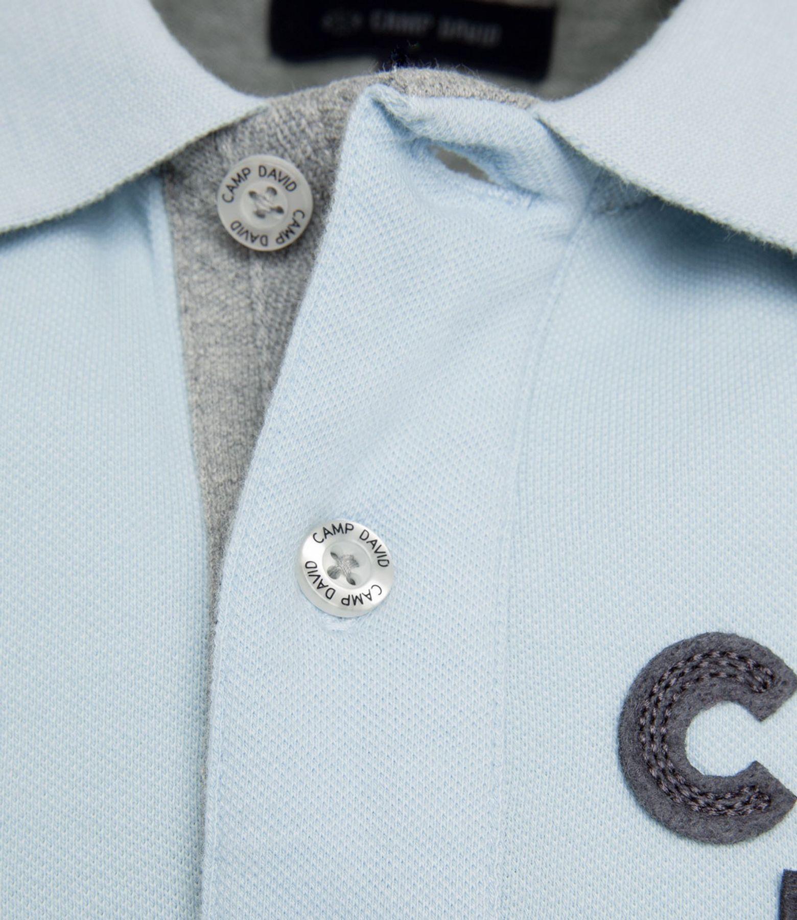Camp David - Herren Poloshirt in verschiedenen Farben, bis 3XL (CHS-1804-3021)  – Bild 8